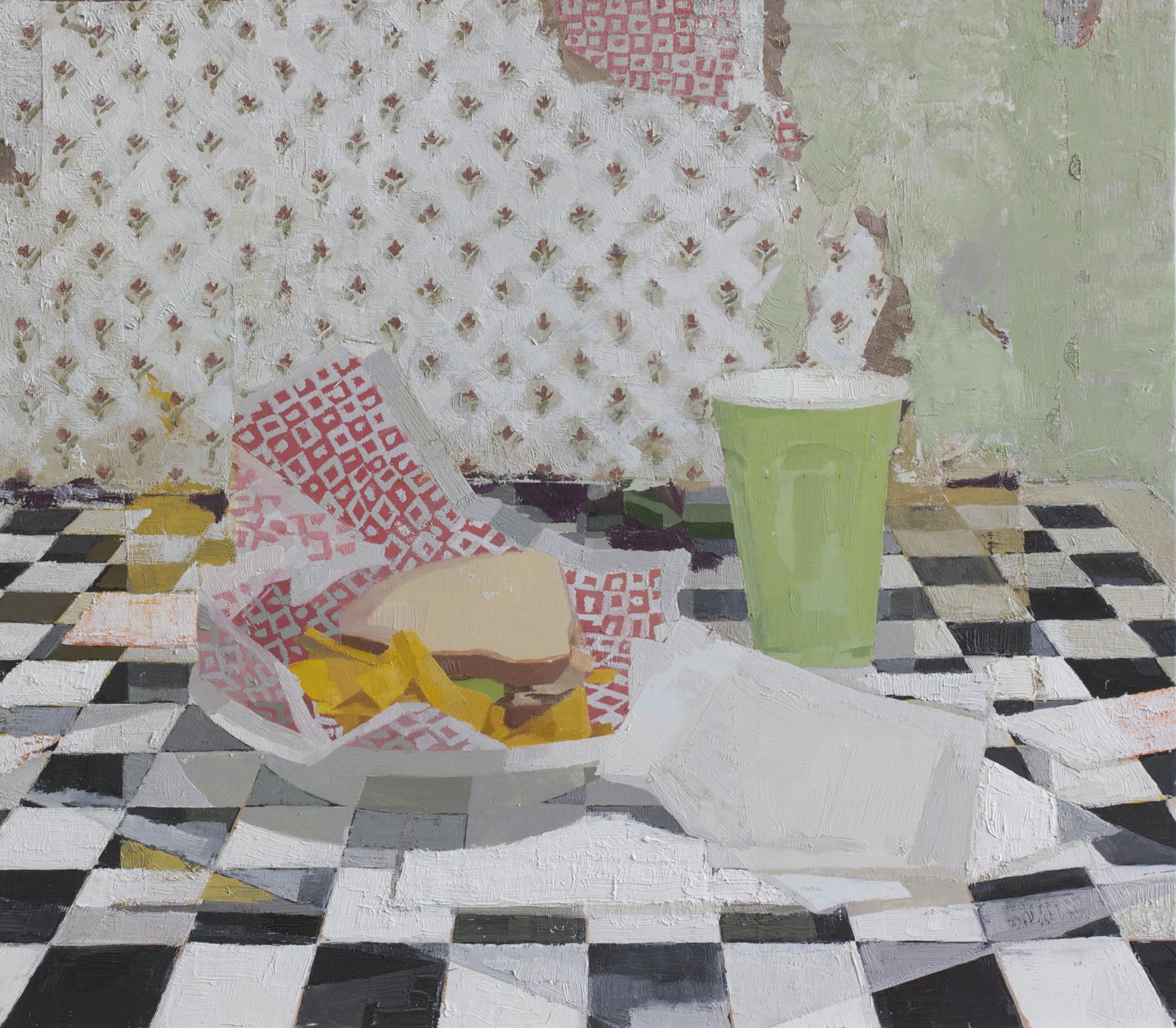 Sandwich #5 by Zoey Frank