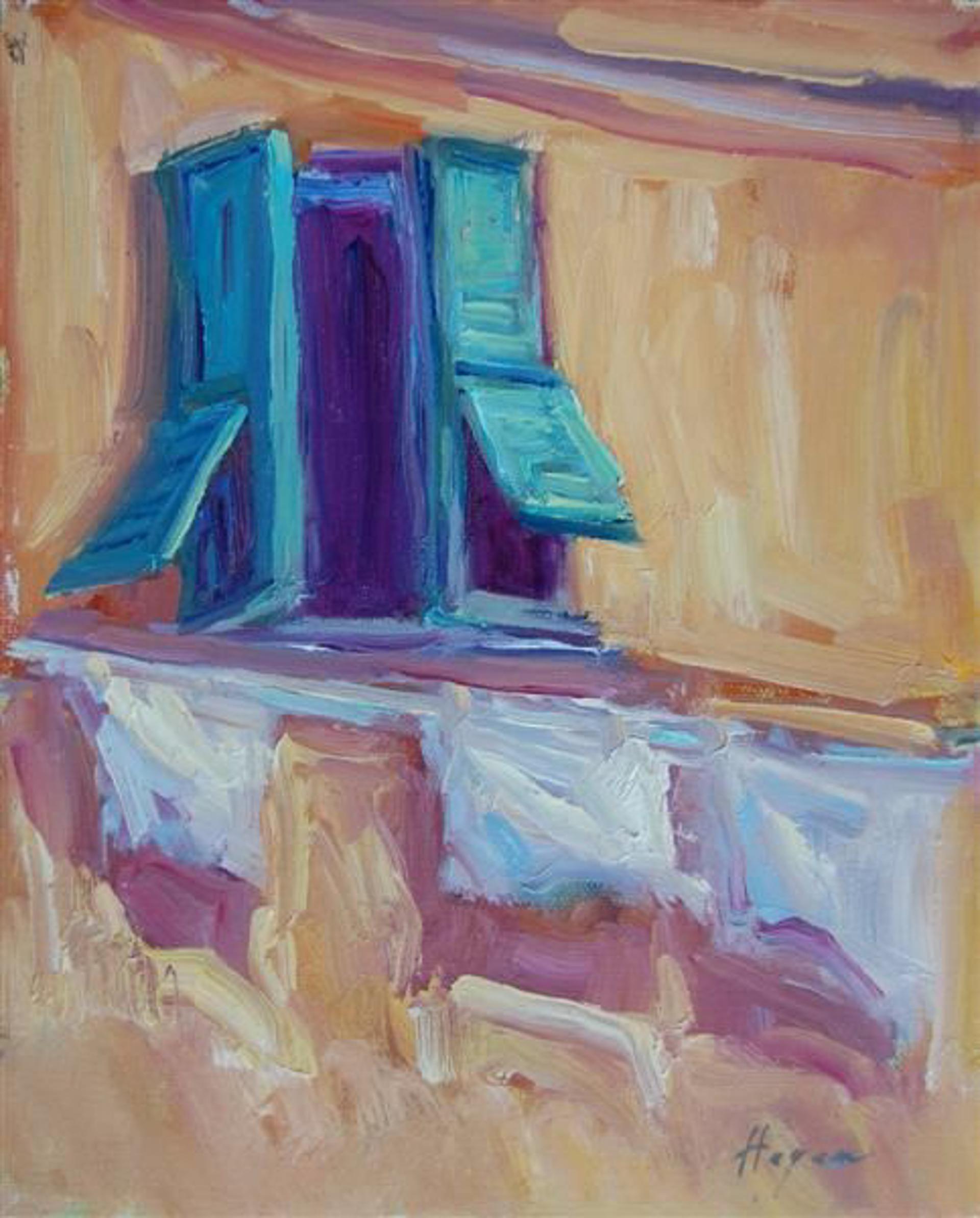 Tuscan Laundry by Karen Hewitt Hagan