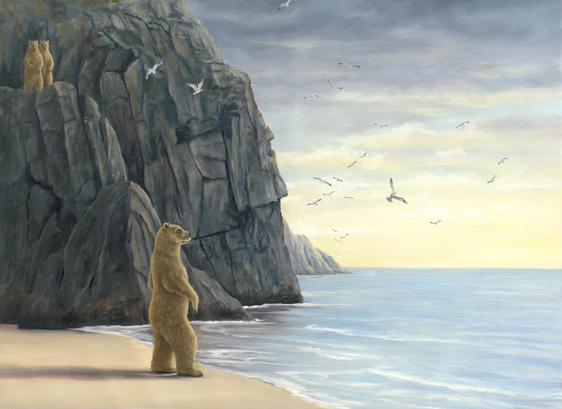 The Longing by Robert Bissell