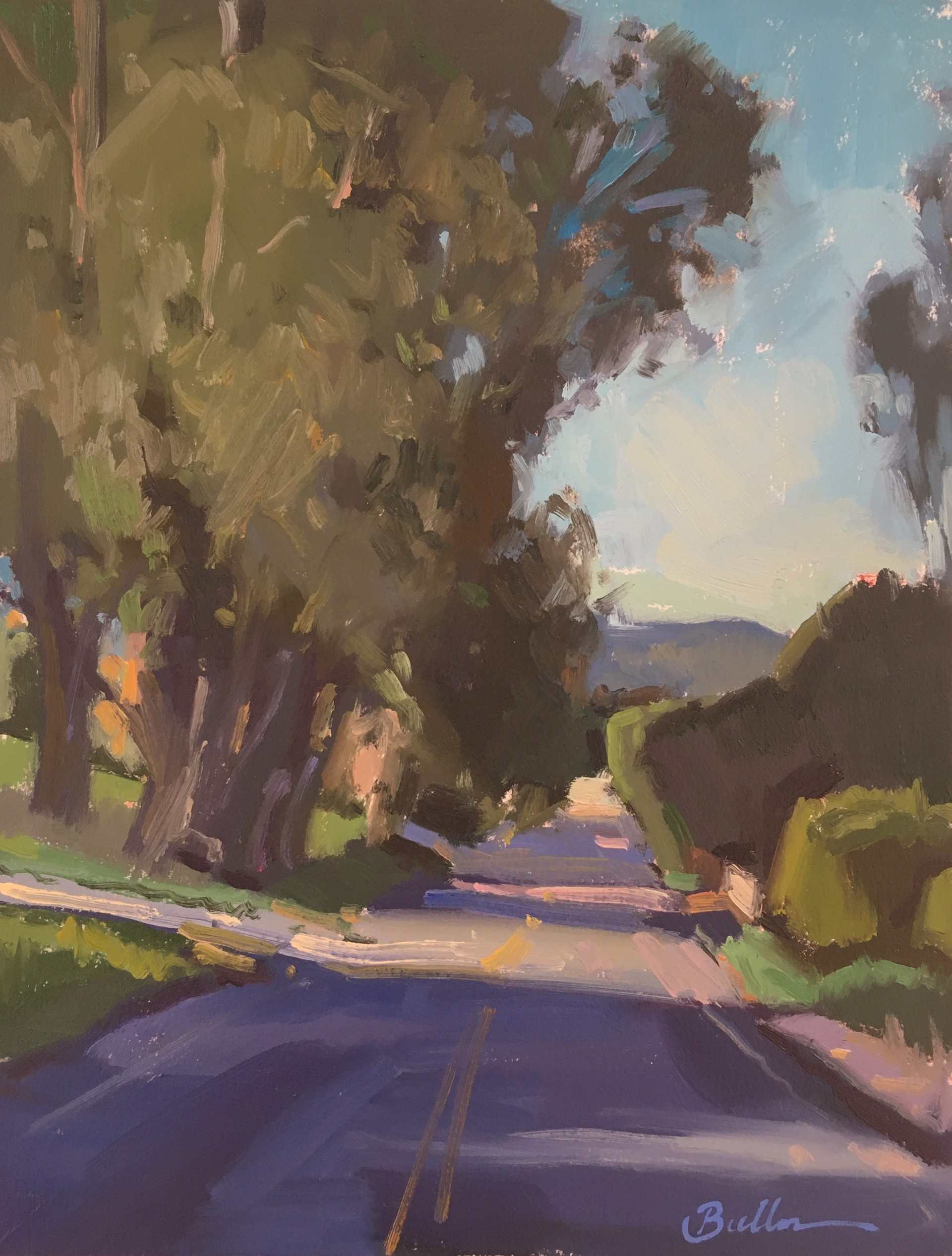 Road Patterns by Samantha Buller