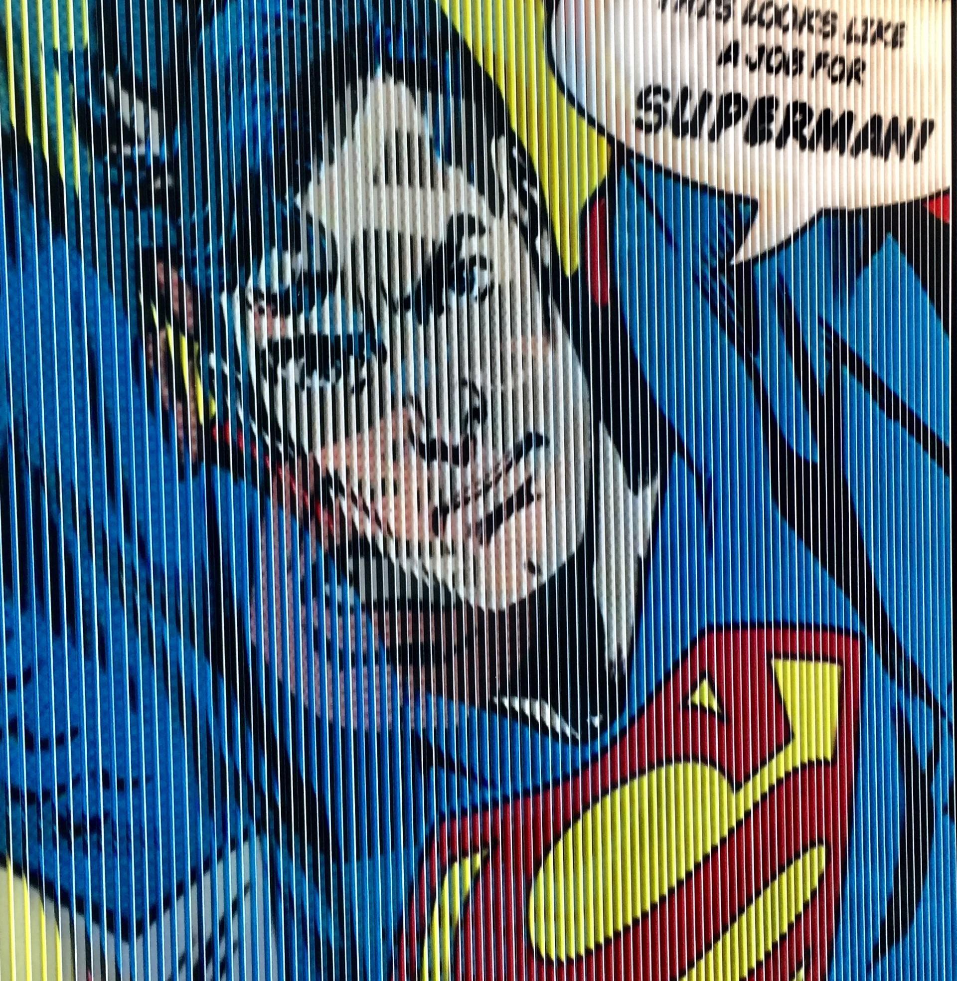 """""""Superheroes"""" by Efi Mashiah"""