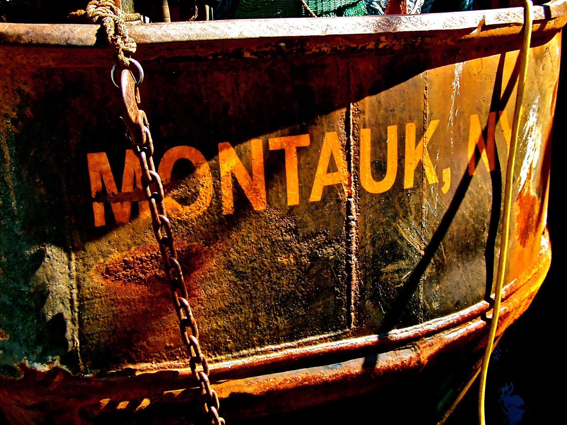 Montauk  by Kat O'Neill