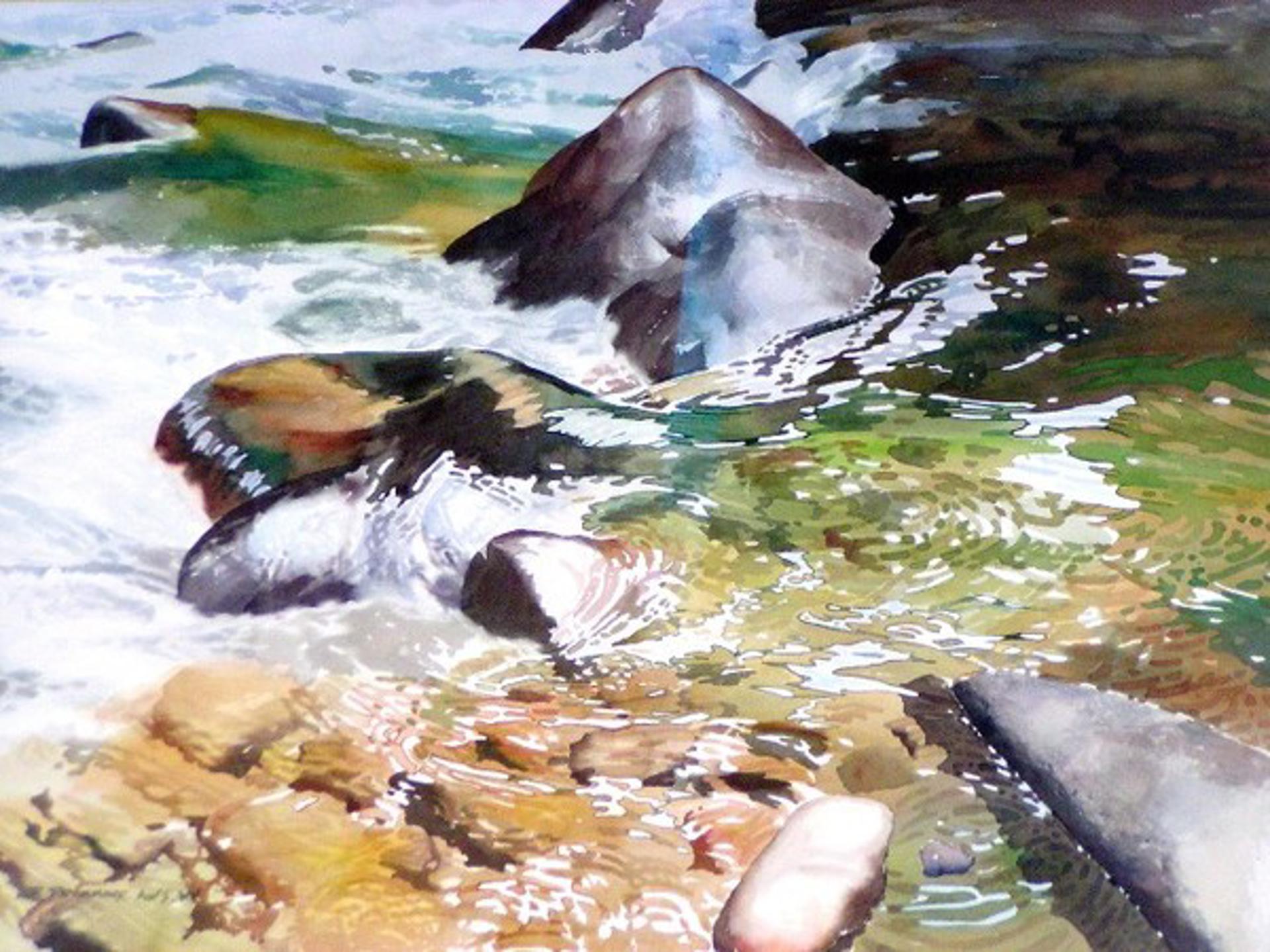 The Stream by David Drummond