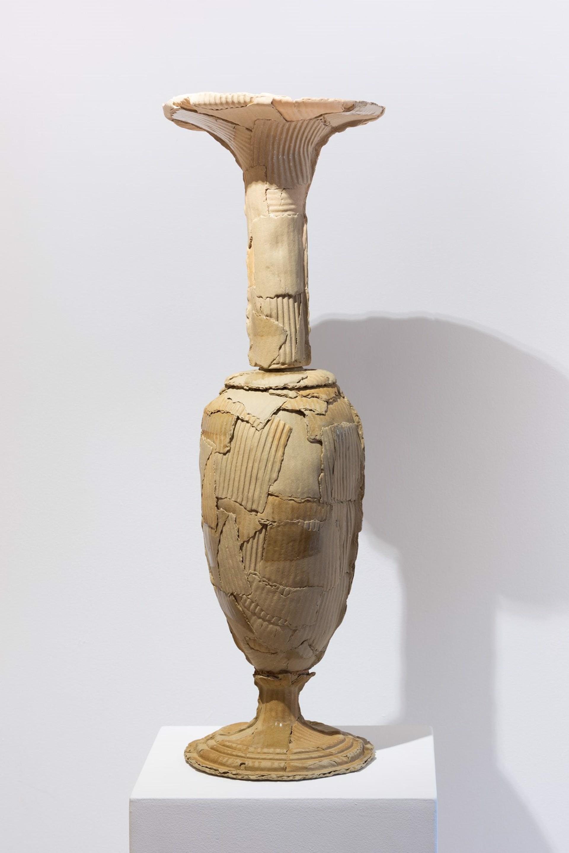 Tall Vase (no handles) by Tim Kowalzcyk