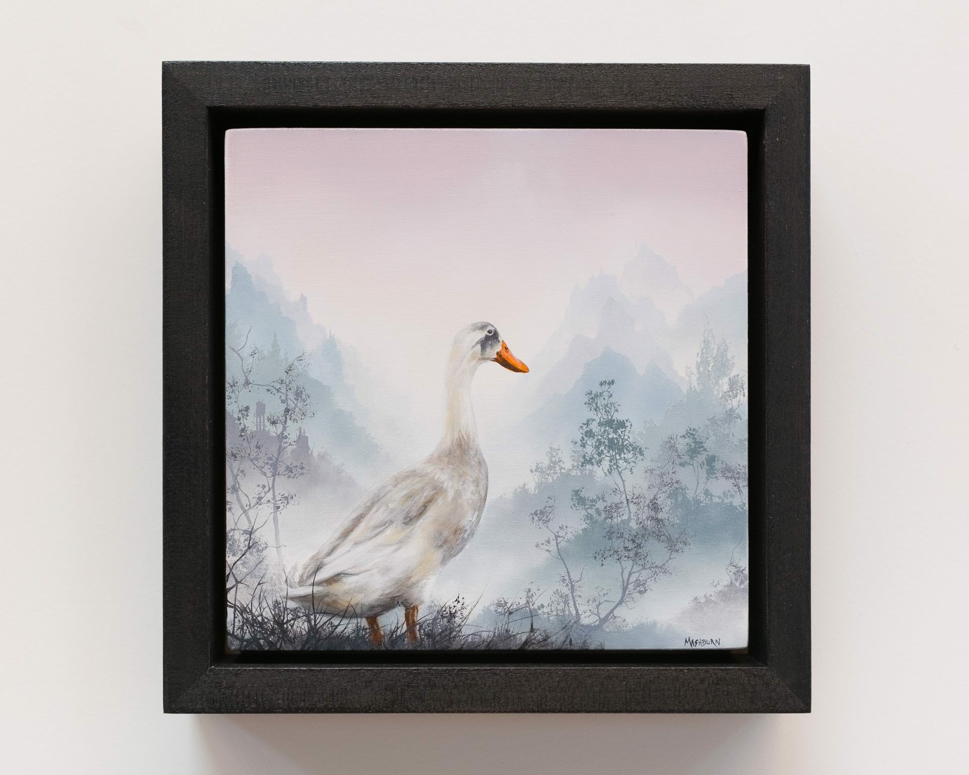 White Duck by Brian Mashburn