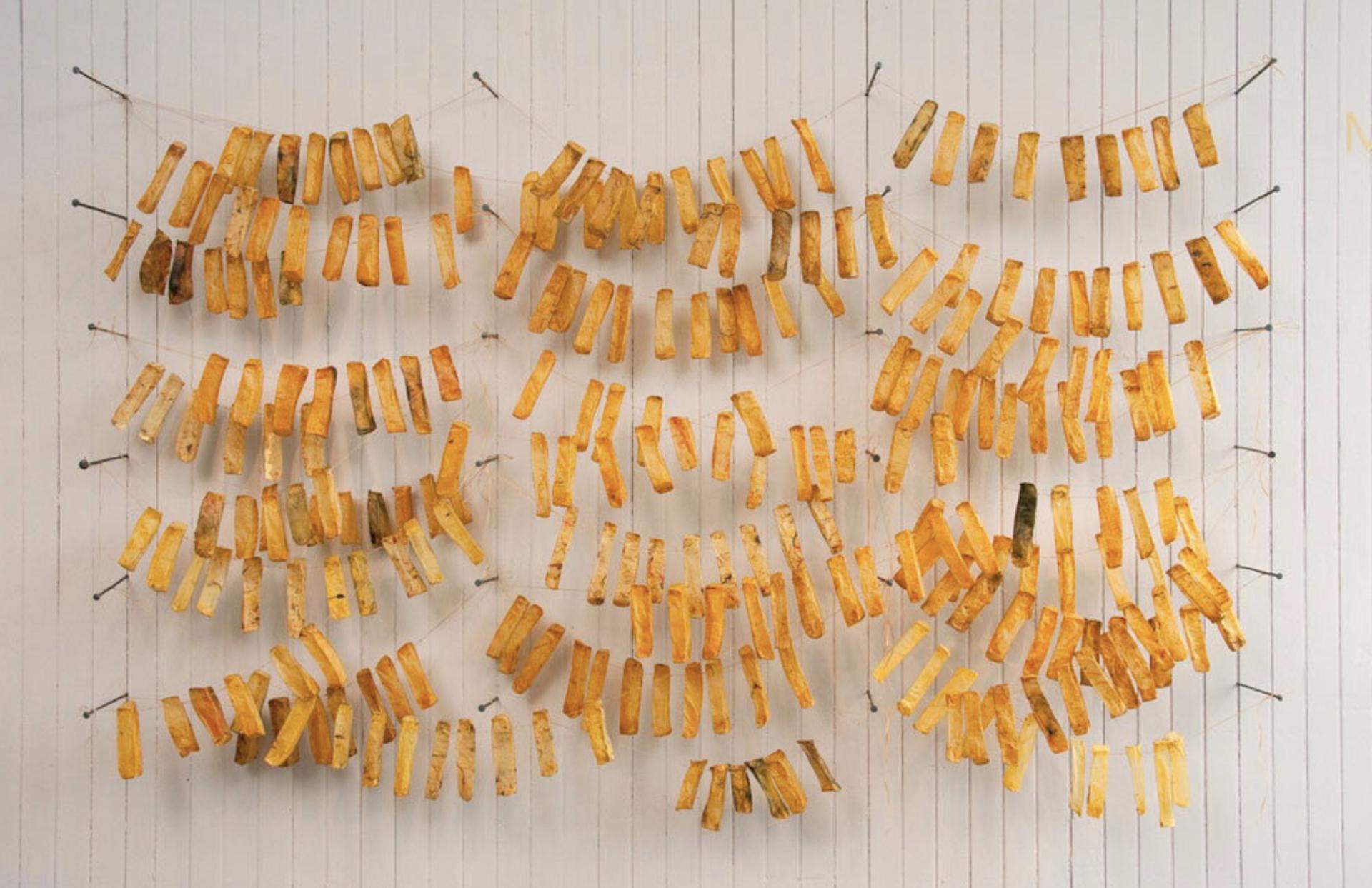 YELLOW CHEESE by Lori Goodman