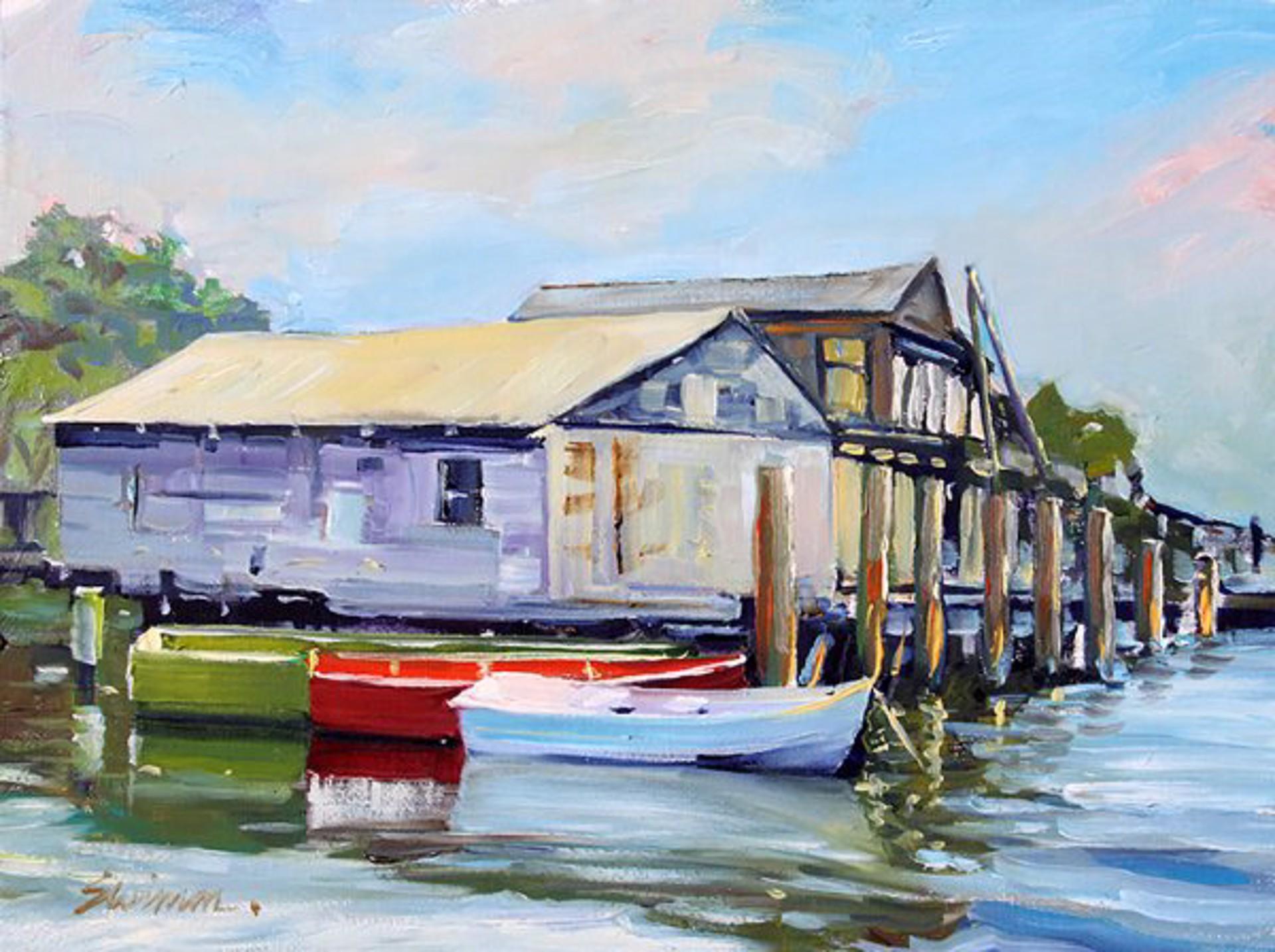 Tom Swimm:Carolina Coast by Tom Swimm