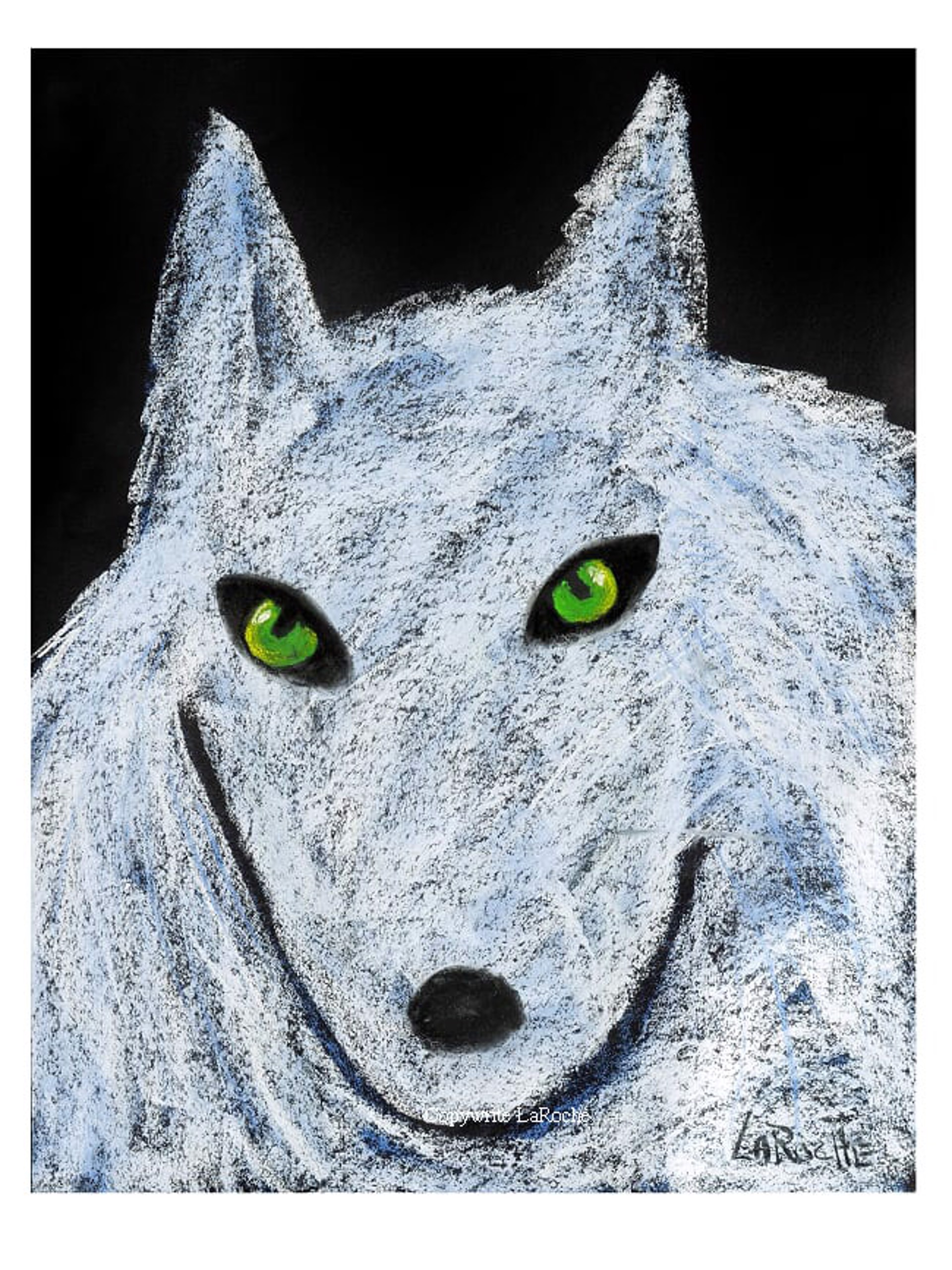 THE PACK: WINTER WOLF by Carole LaRoche