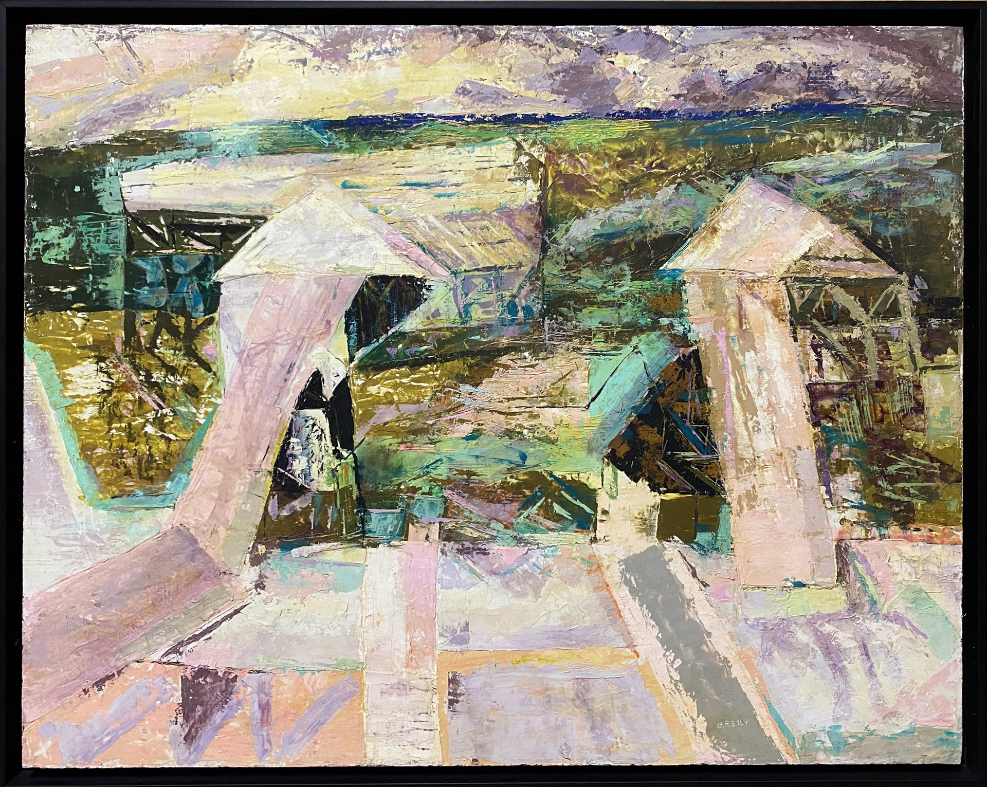 Cabanas by Bill Reily