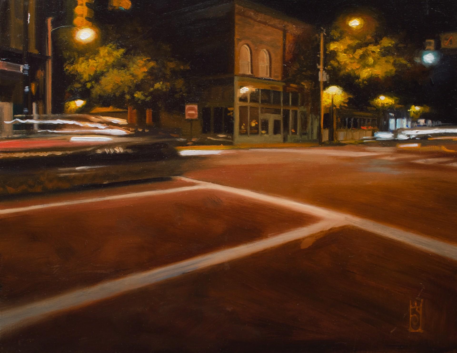 The Bottom Line by Steven Walker