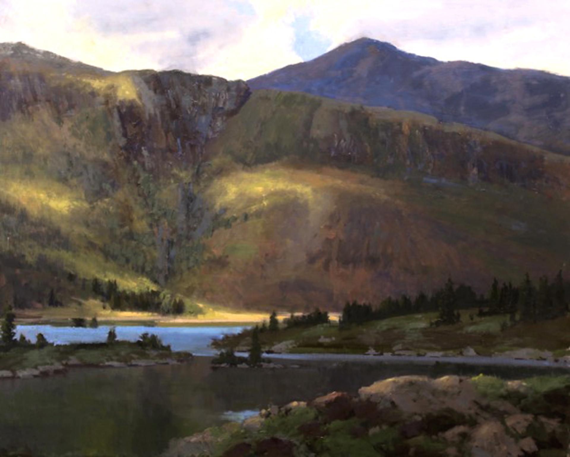 Highland Lights by Roger Dale Brown