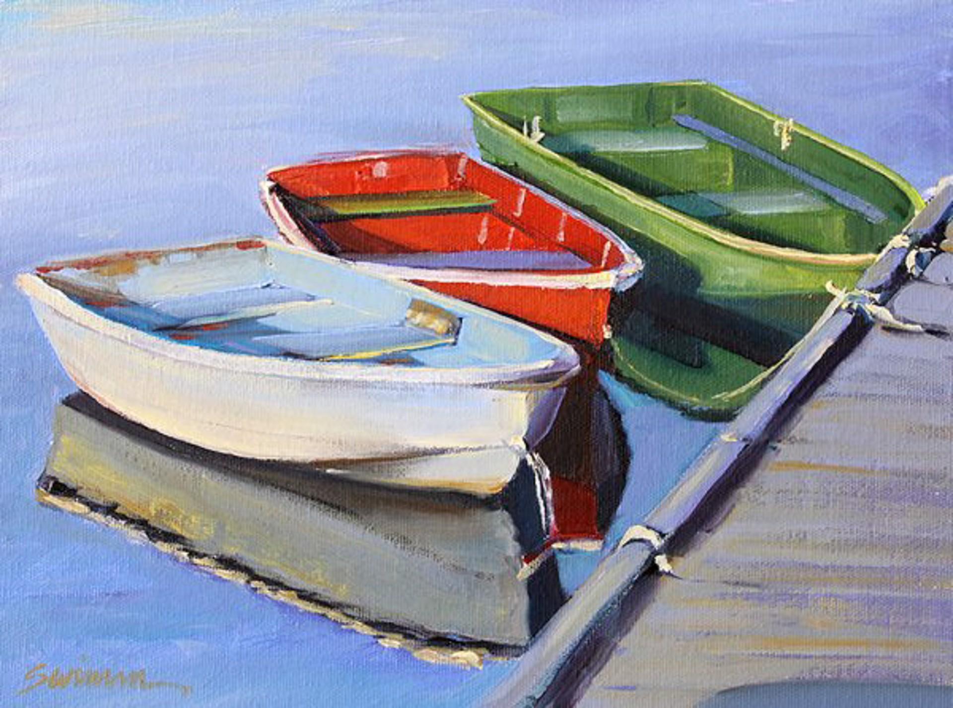 Tom Swimm: Rockport Trio by Tom Swimm