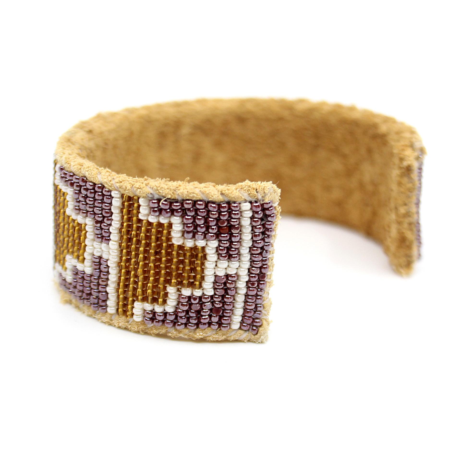 Pueblo Step Bracelet by Hollis Chitto