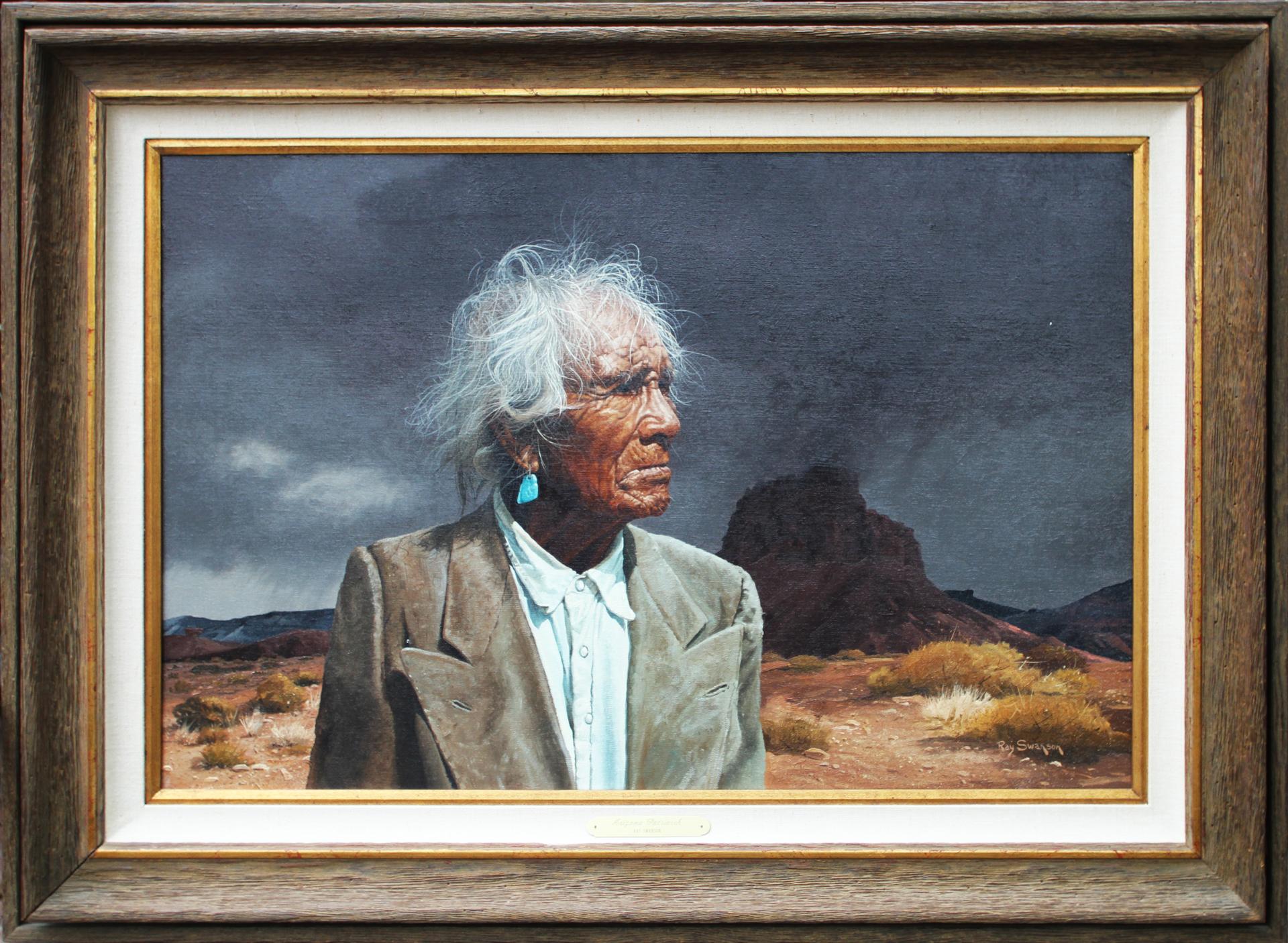 Arizona Patriarch by Ray Swanson