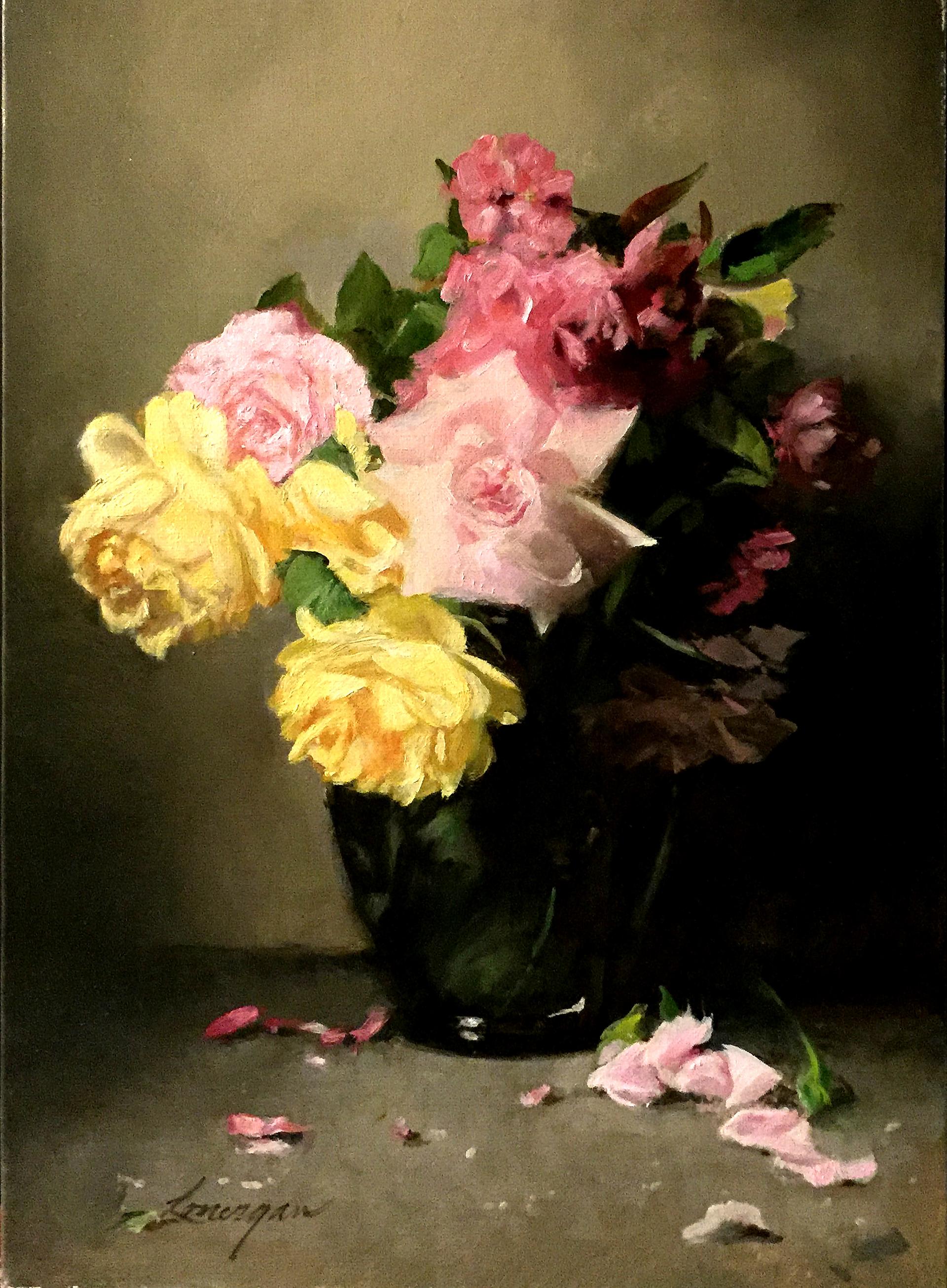 Rose Bouquet by John Lonergan