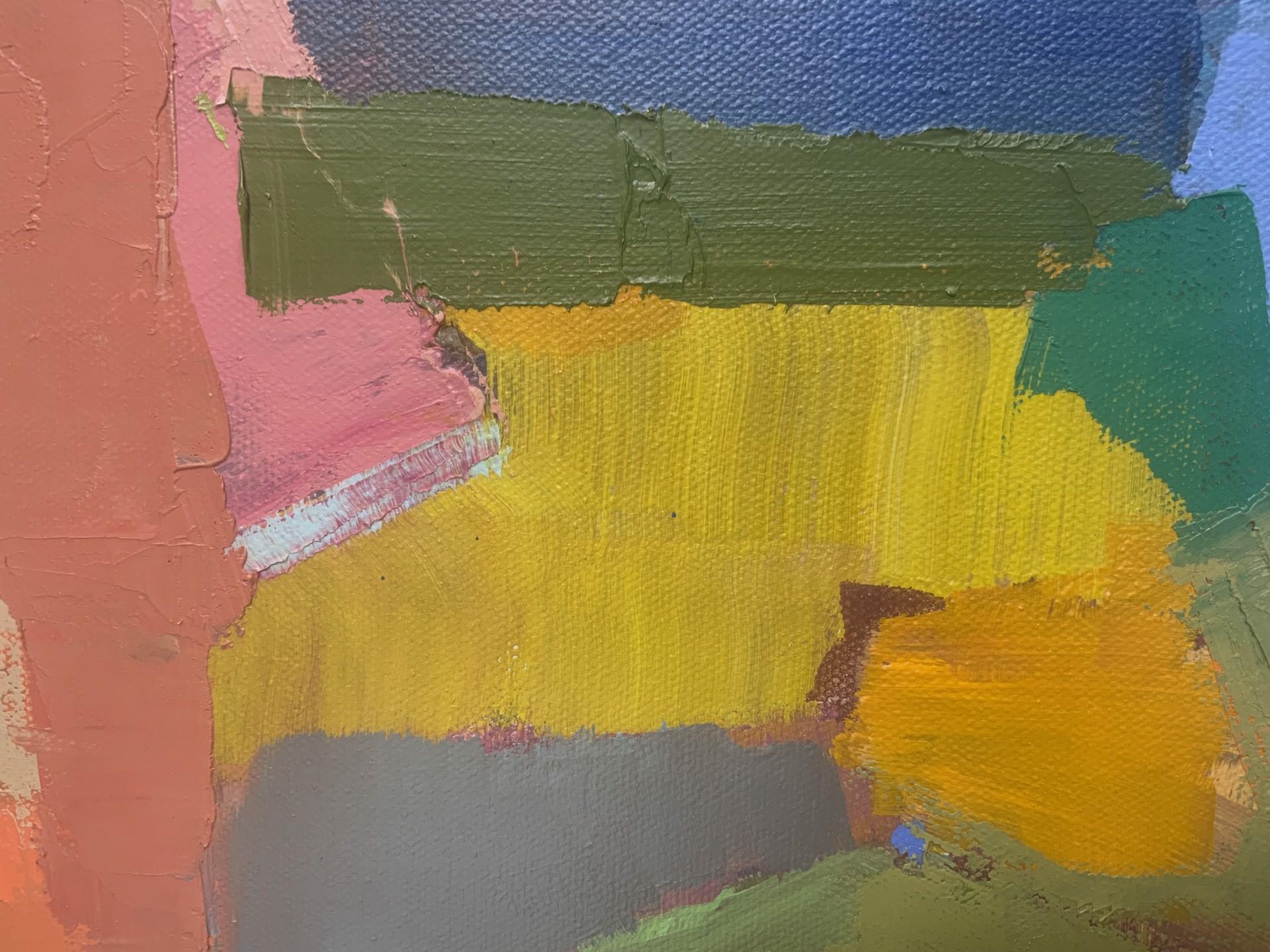 Abstract Landscape 11v2 by stevenpage prewitt
