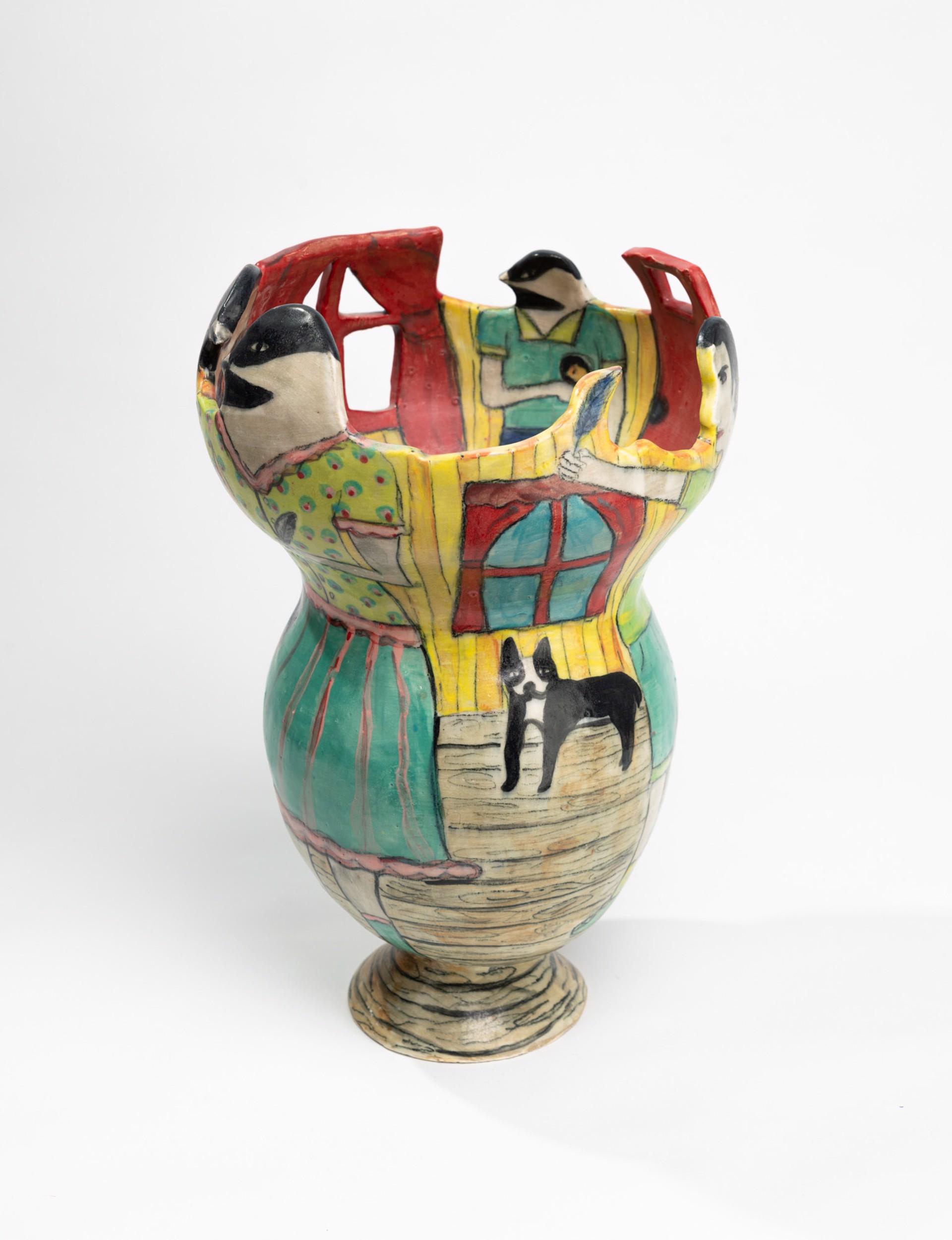 Bird Family by Wendy Olson