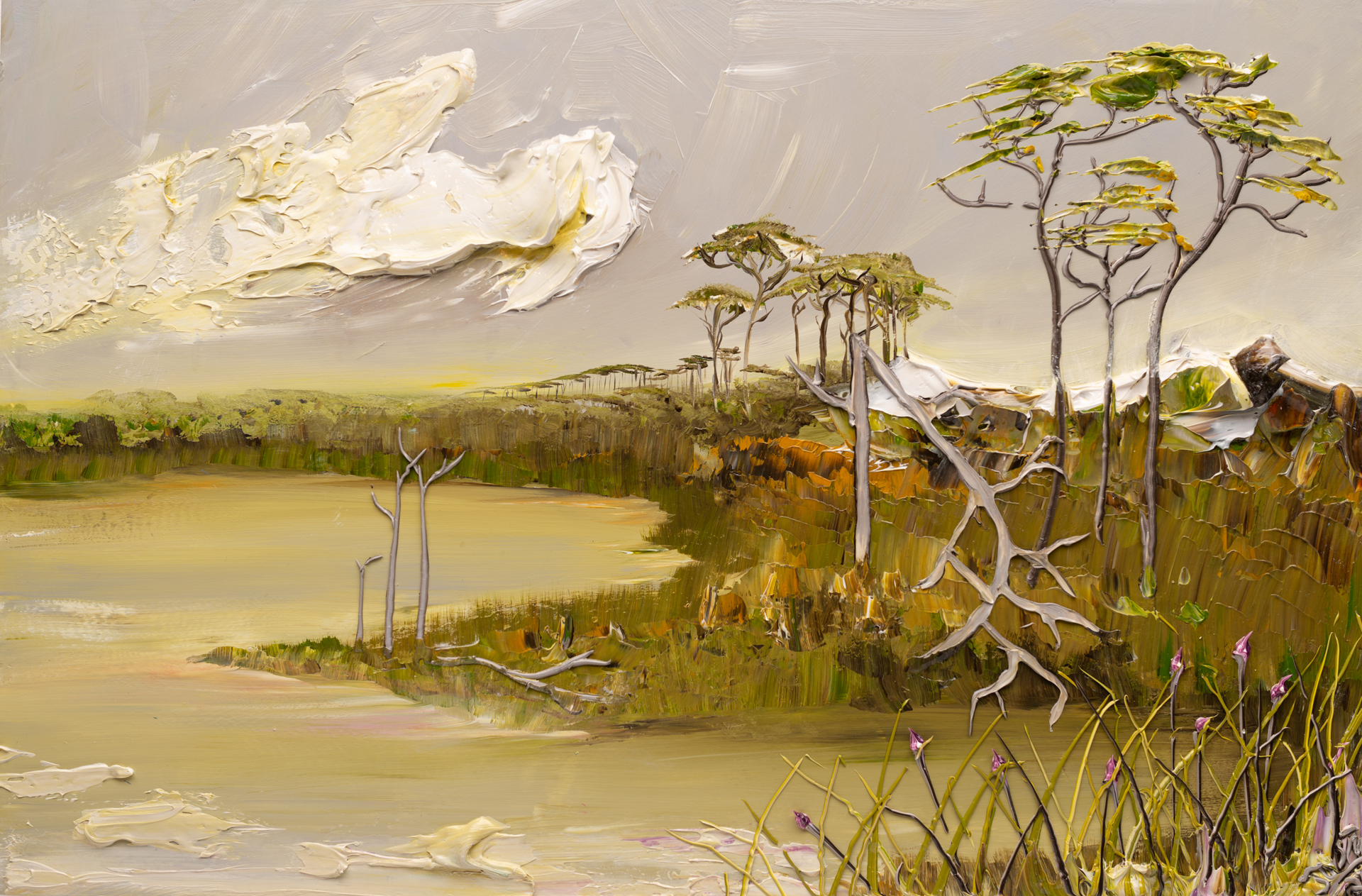 LAKESCAPE LS-36X24-2020-008 by JUSTIN GAFFREY
