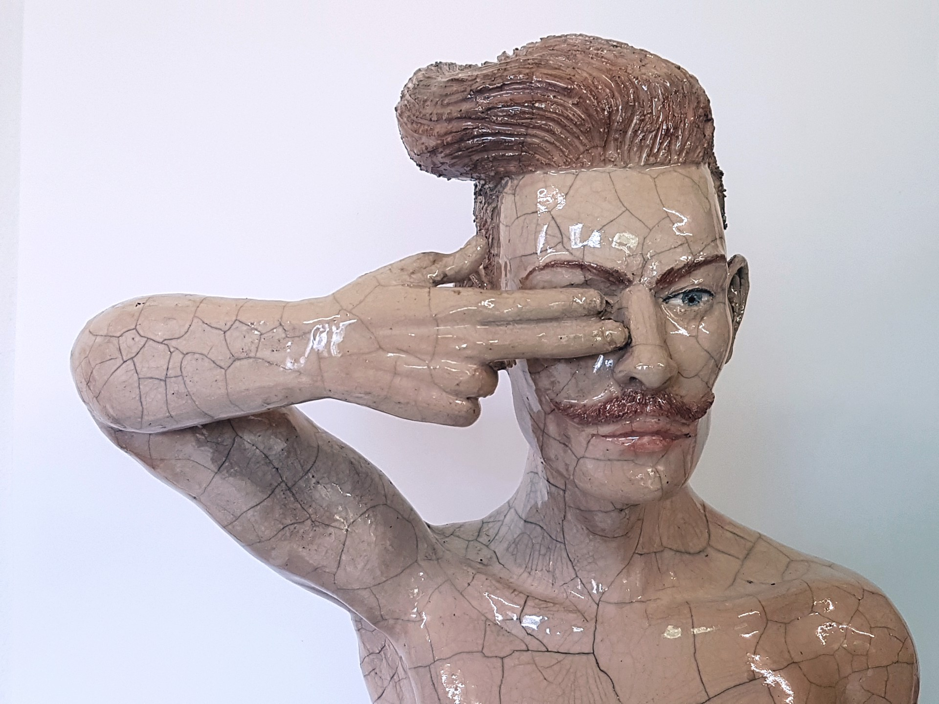 Buste Homme by Mélanie Bourget
