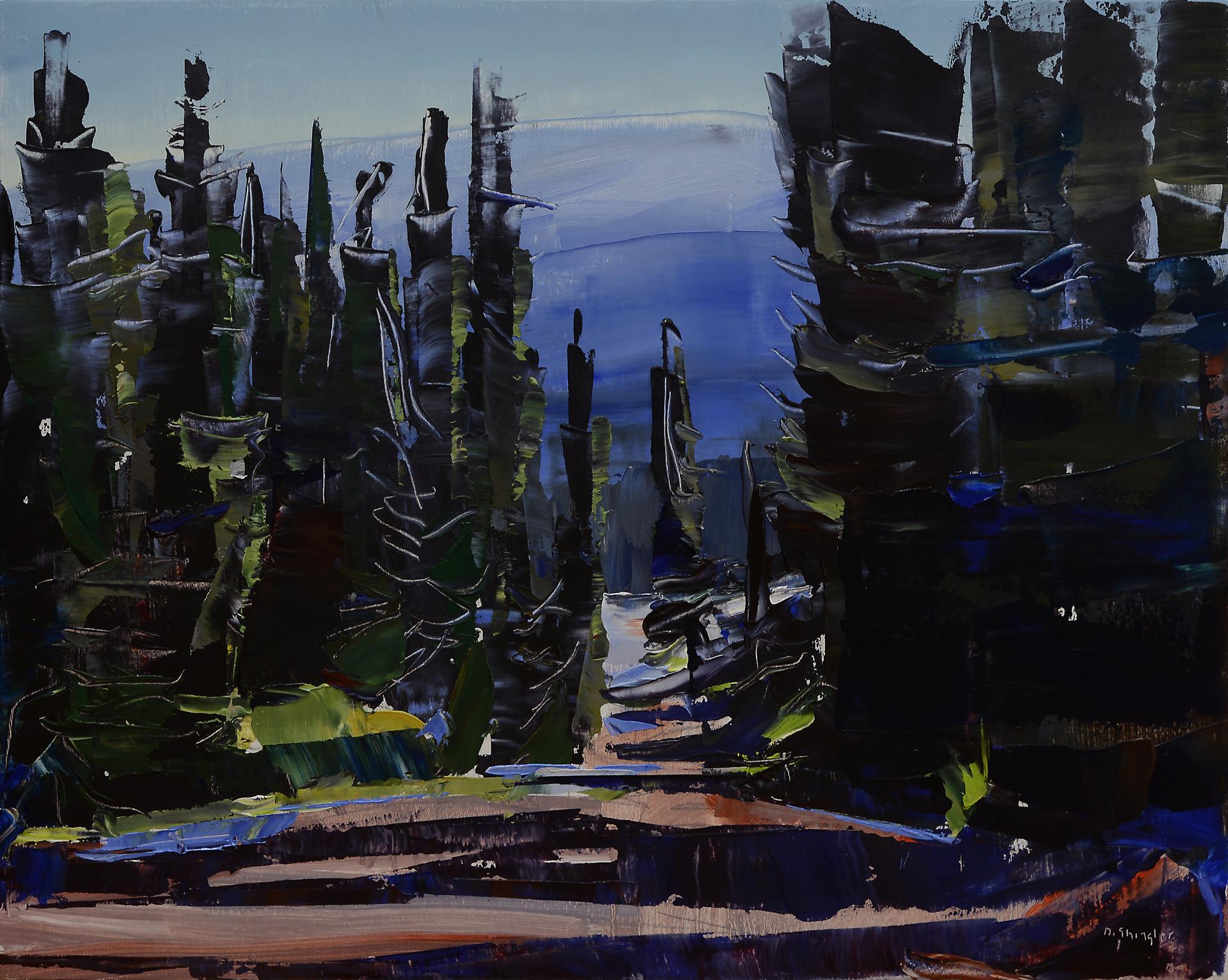 Guanella Pass by David Shingler