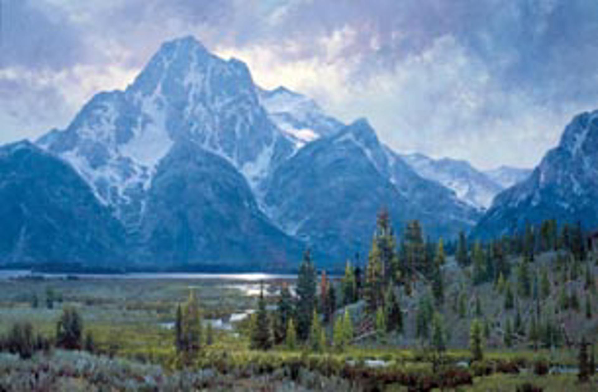 Glacier Borne by Jim Wilcox