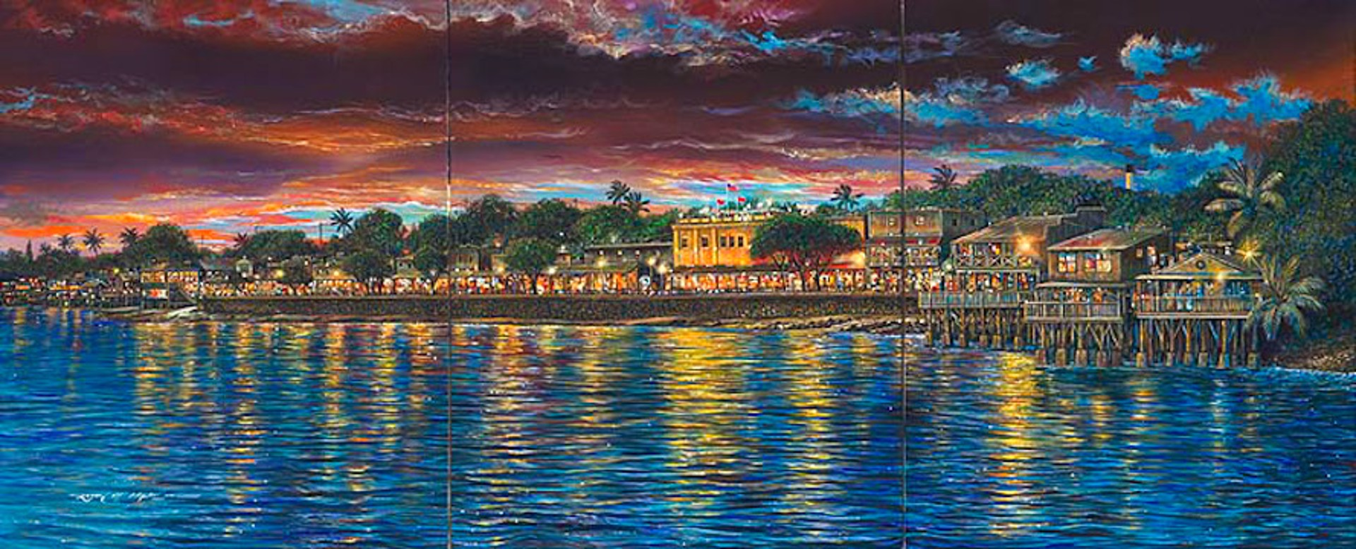 Lahaina Amore (T) by Robert Lyn Nelson