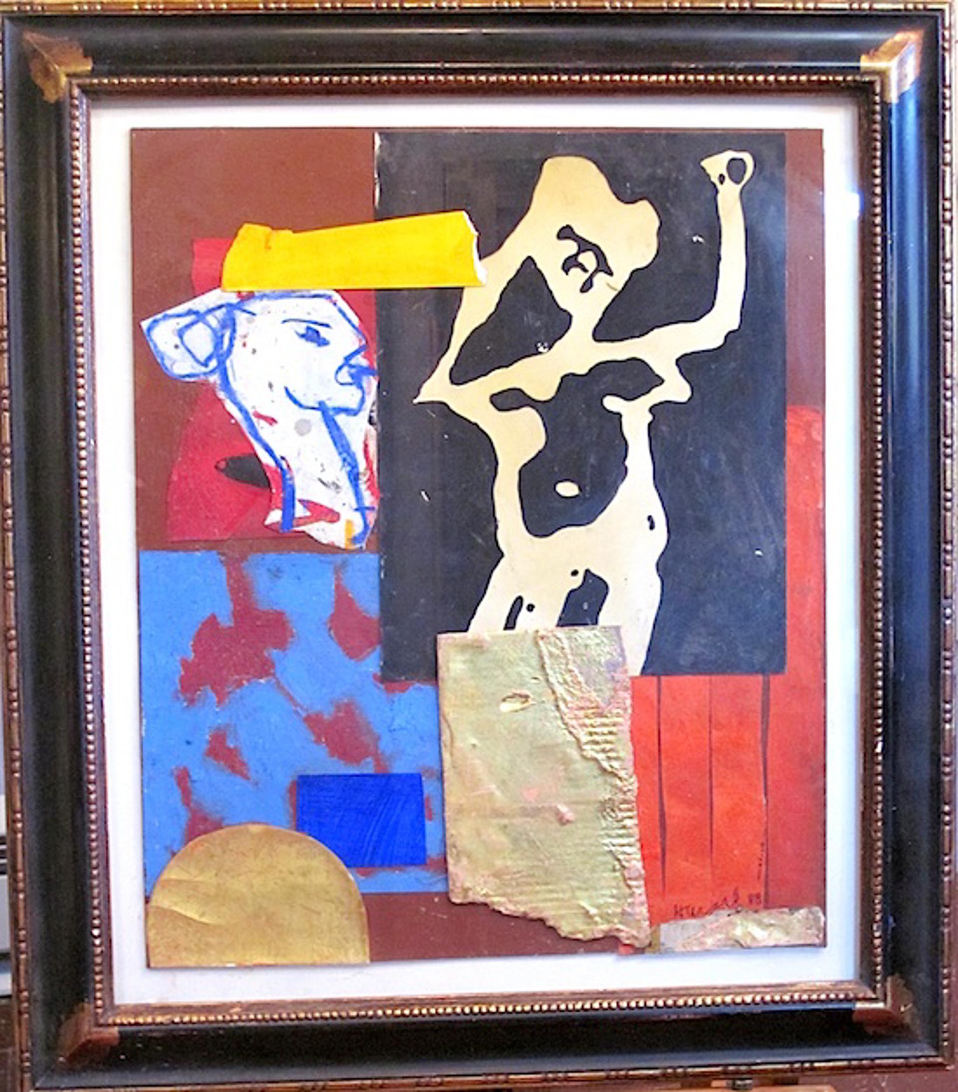 Woman Dancing by James Havard