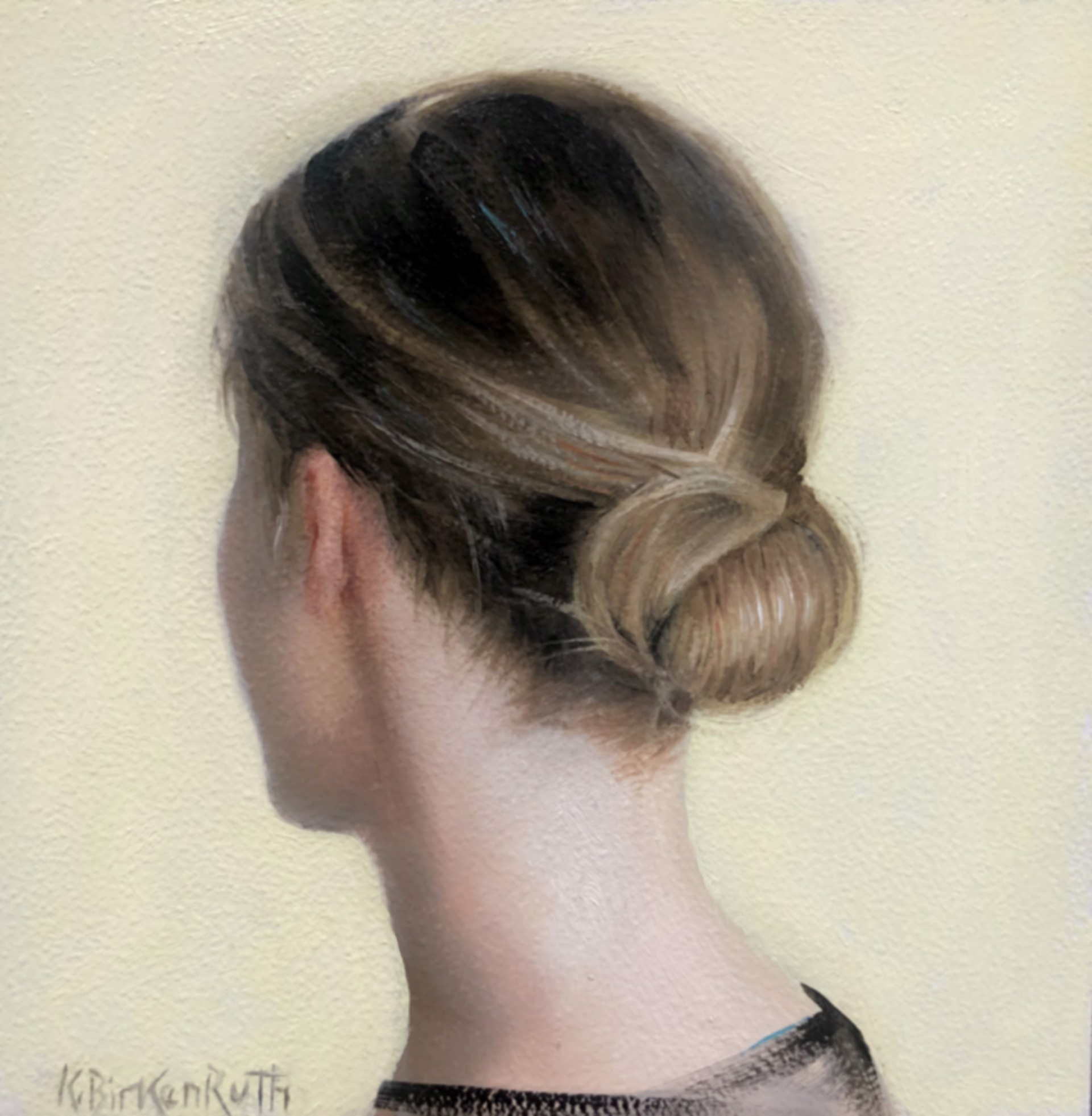 Chignon by Kelly Birkenruth
