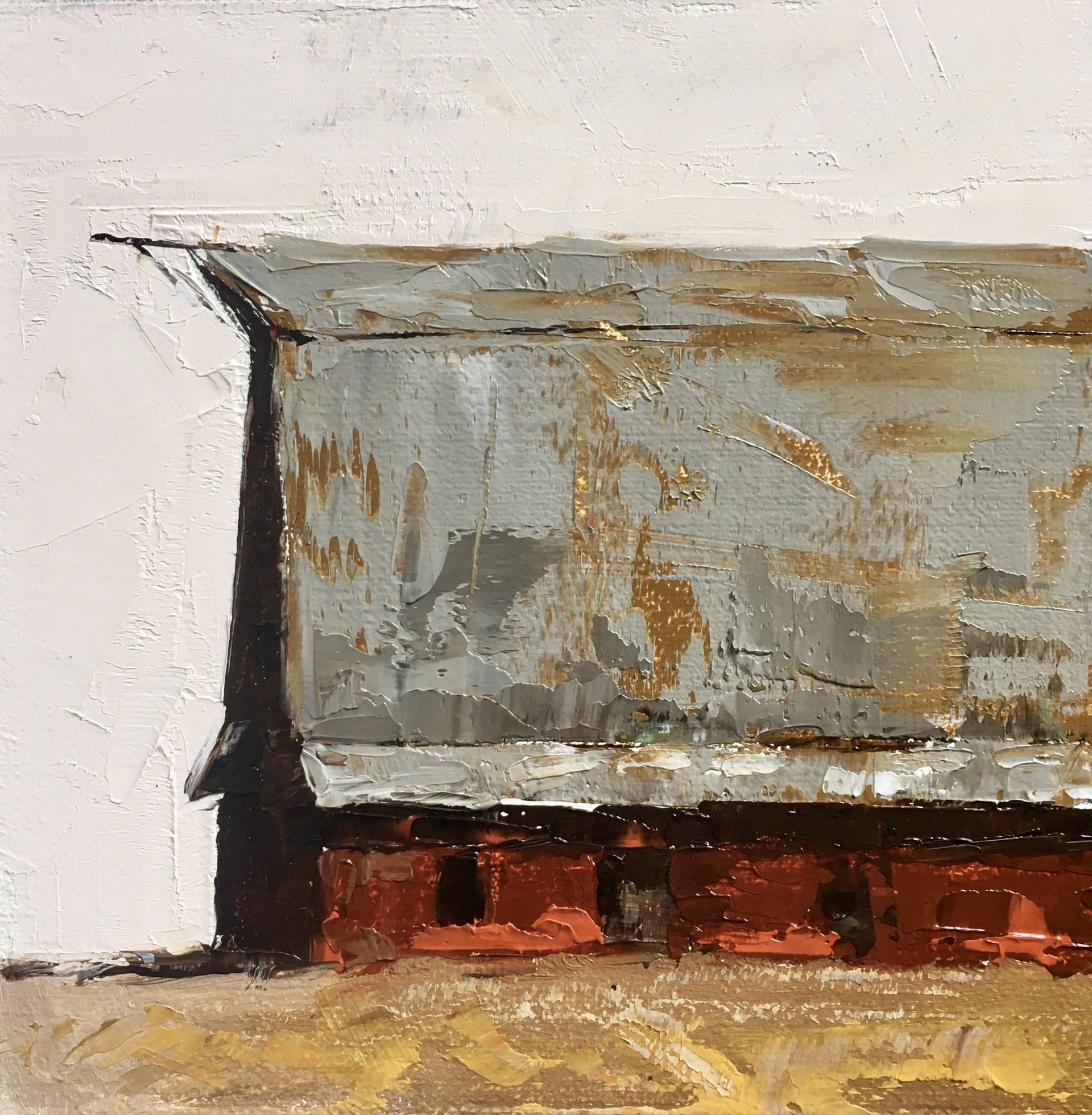 Centennial Barn (Old Barn) by Sandra Pratt