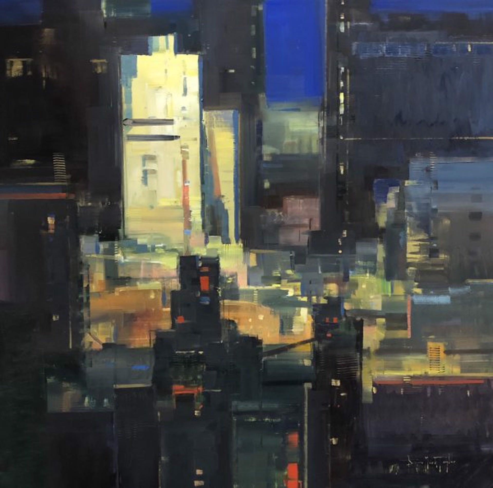 Bryan Mark Taylor: Metropolis by Bryan Mark Taylor