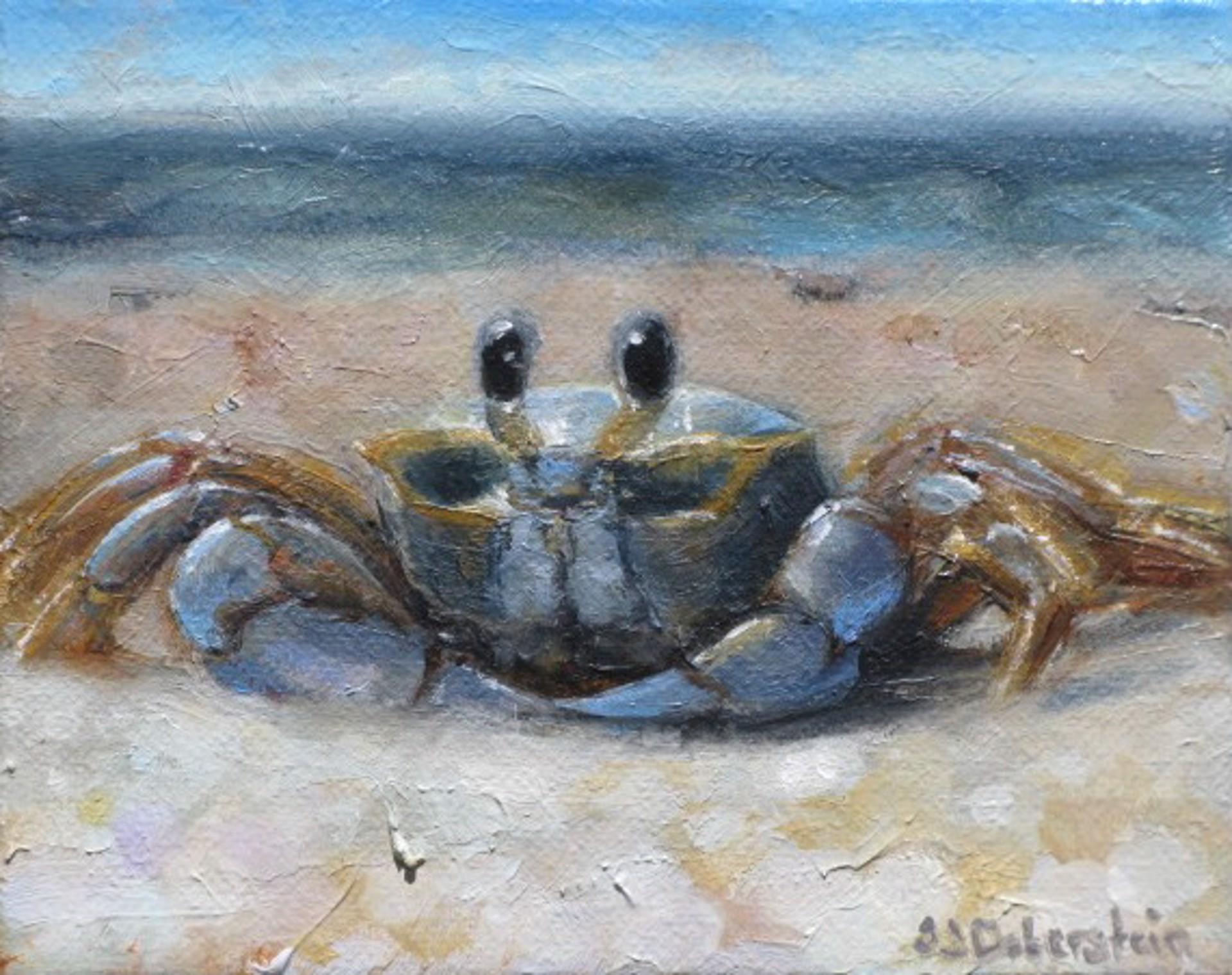 Ghost Crab by SaraJane Doberstein