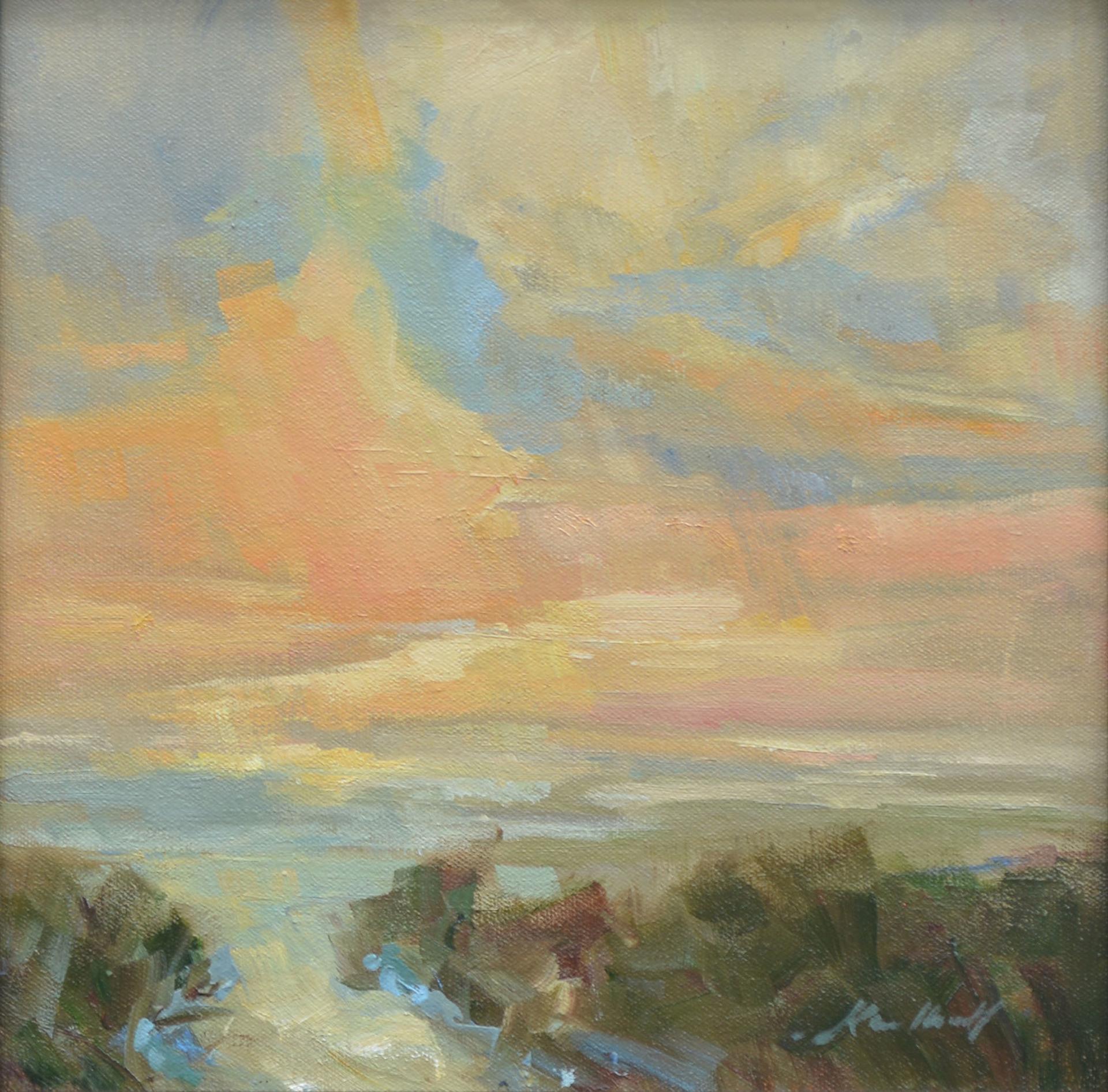 Quiet Morning by Karen Hewitt Hagan