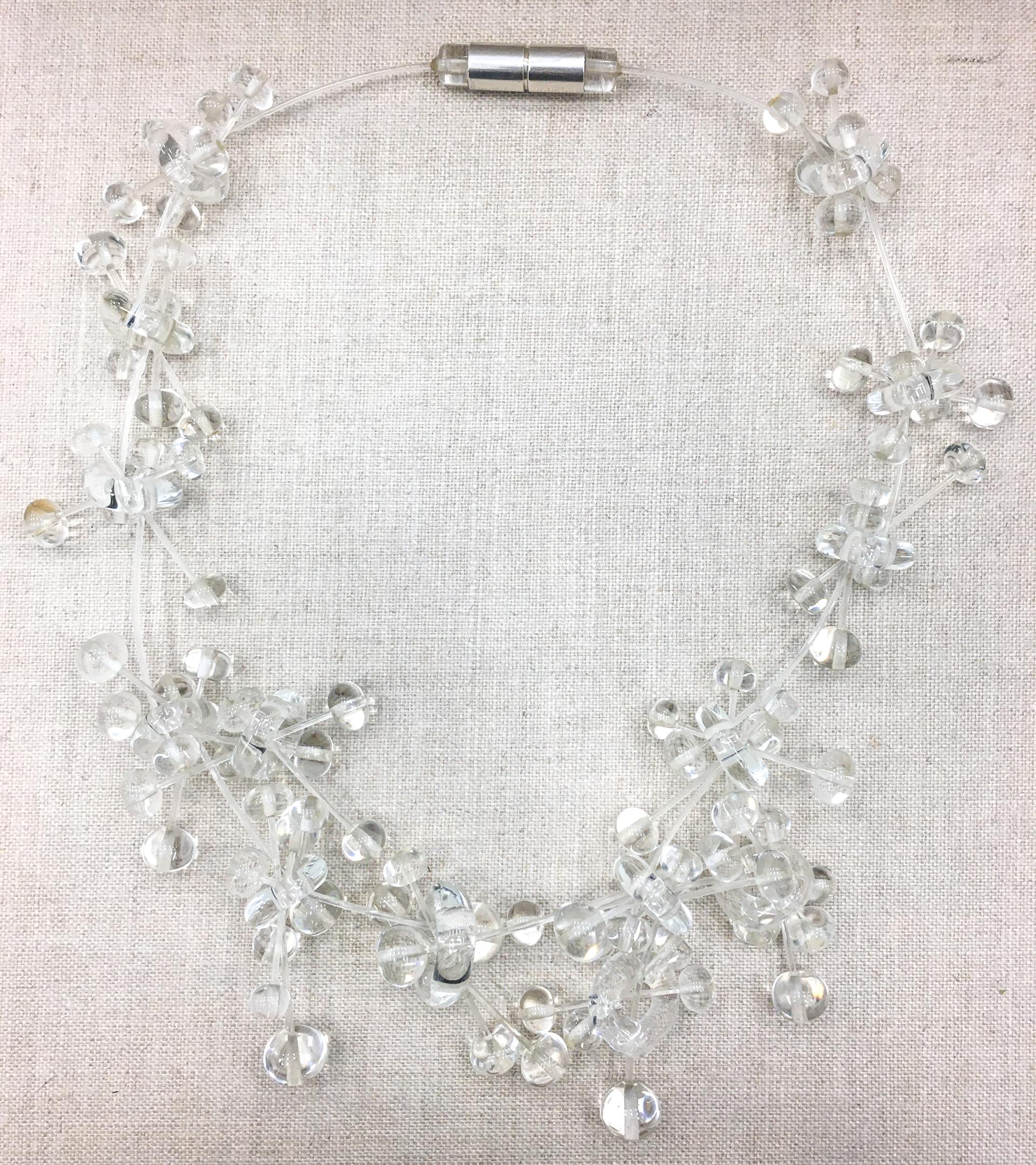 Clasp Necklace No. 4 by Jette Vogt