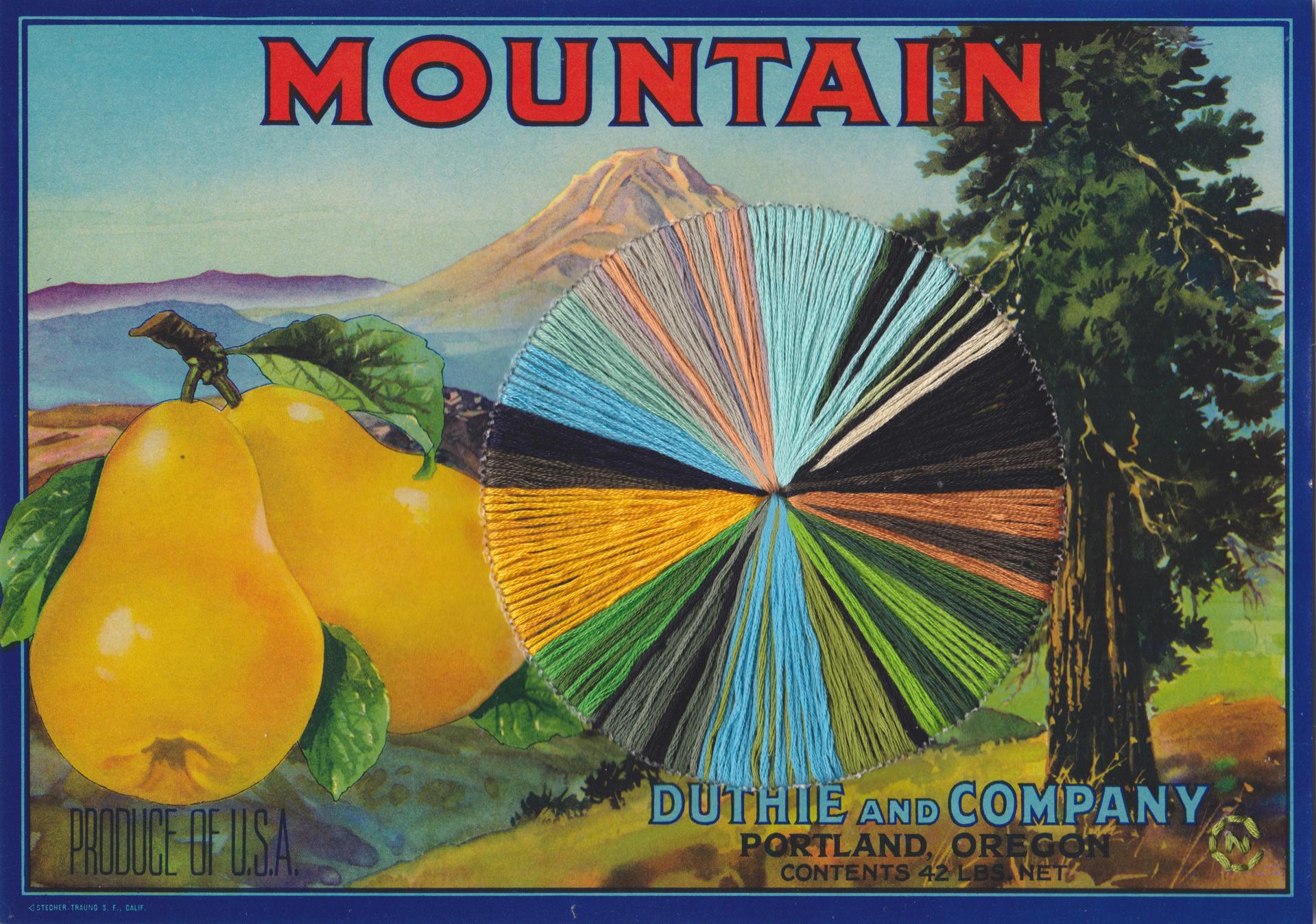 Mountain by Natalie Ciccoricco