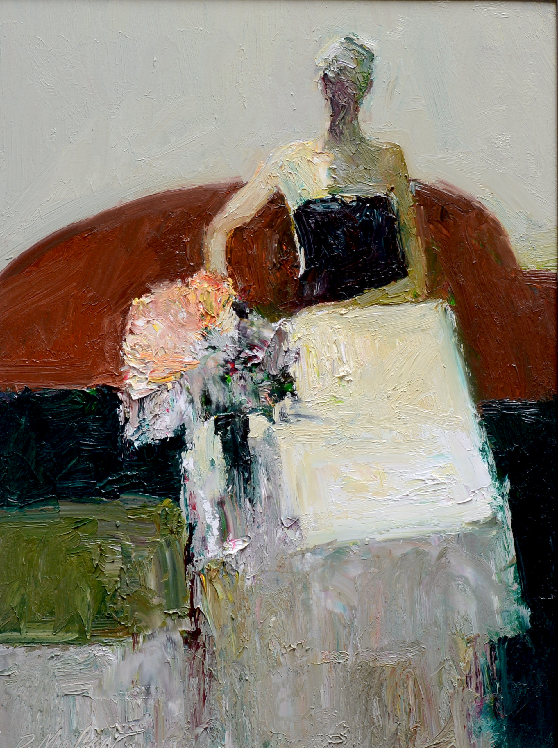 White Table by Dan McCaw