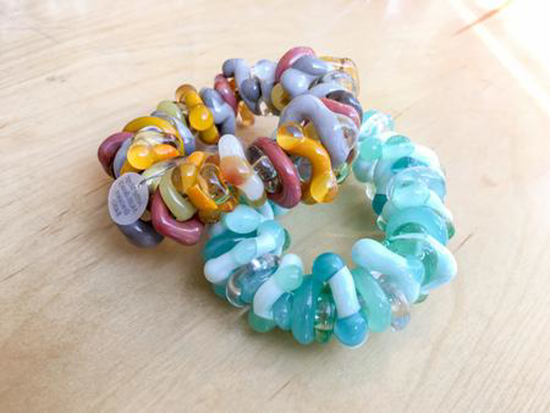 Multi-Bead Bracelet by Jette Vogt