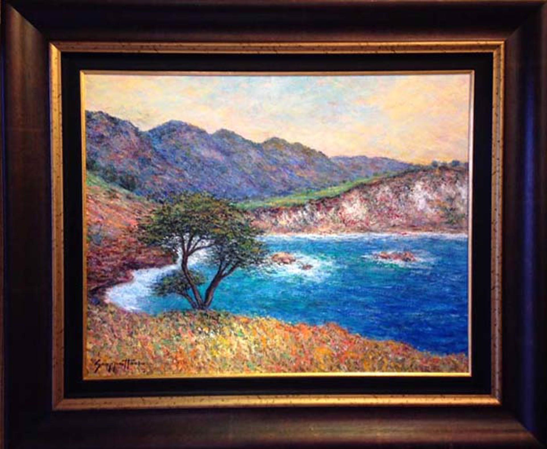 Carmel Vista by James Scoppettone
