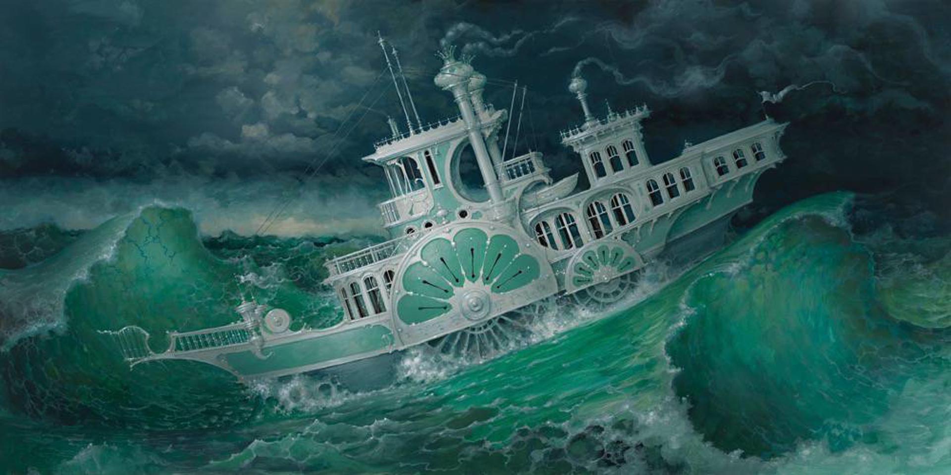 Intrepid Dreamer by Daniel Merriam