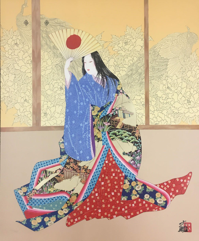 Lady Asano by Hisashi Otsuka