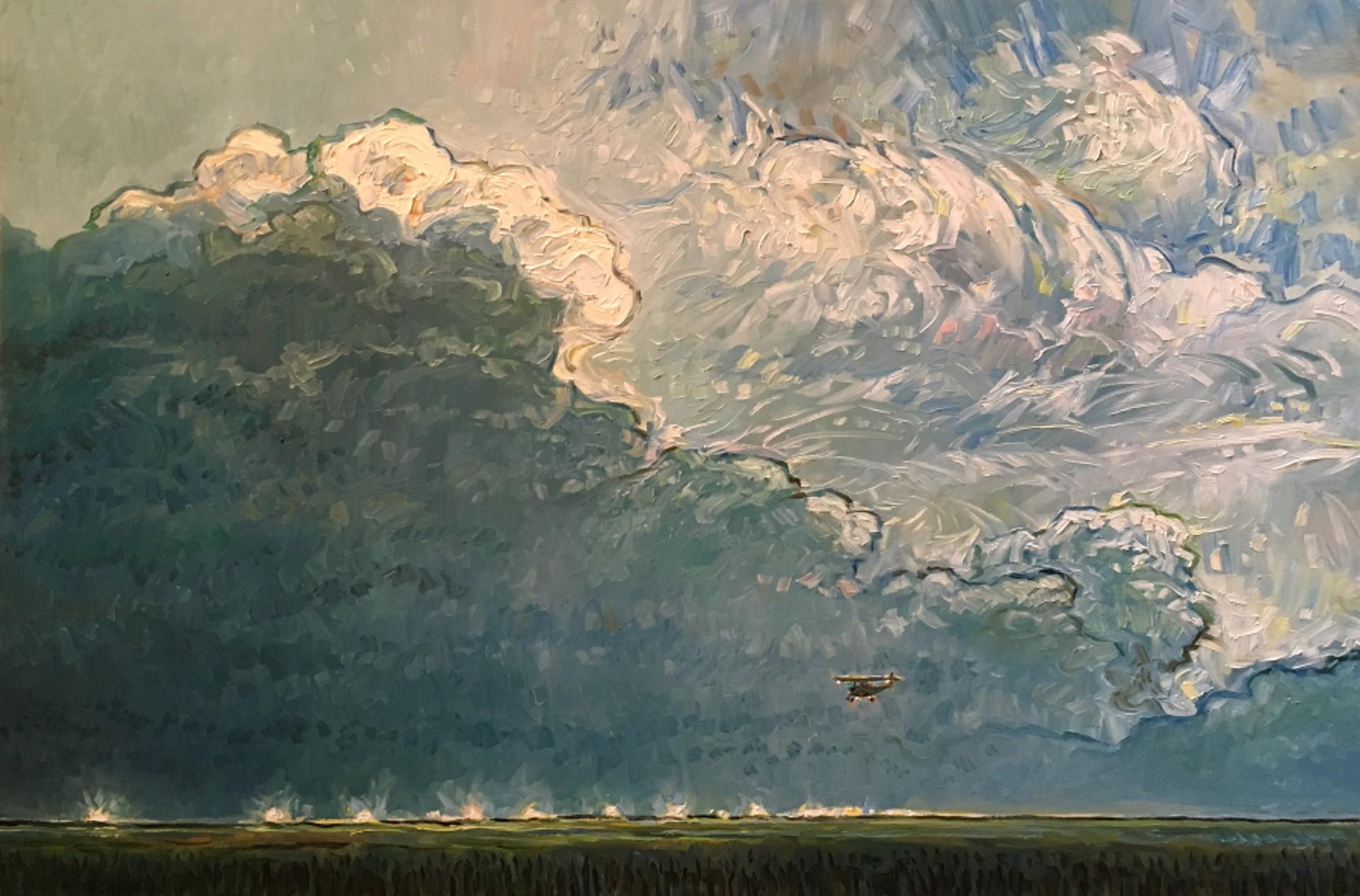 Gentle Descent by Steve Coffey