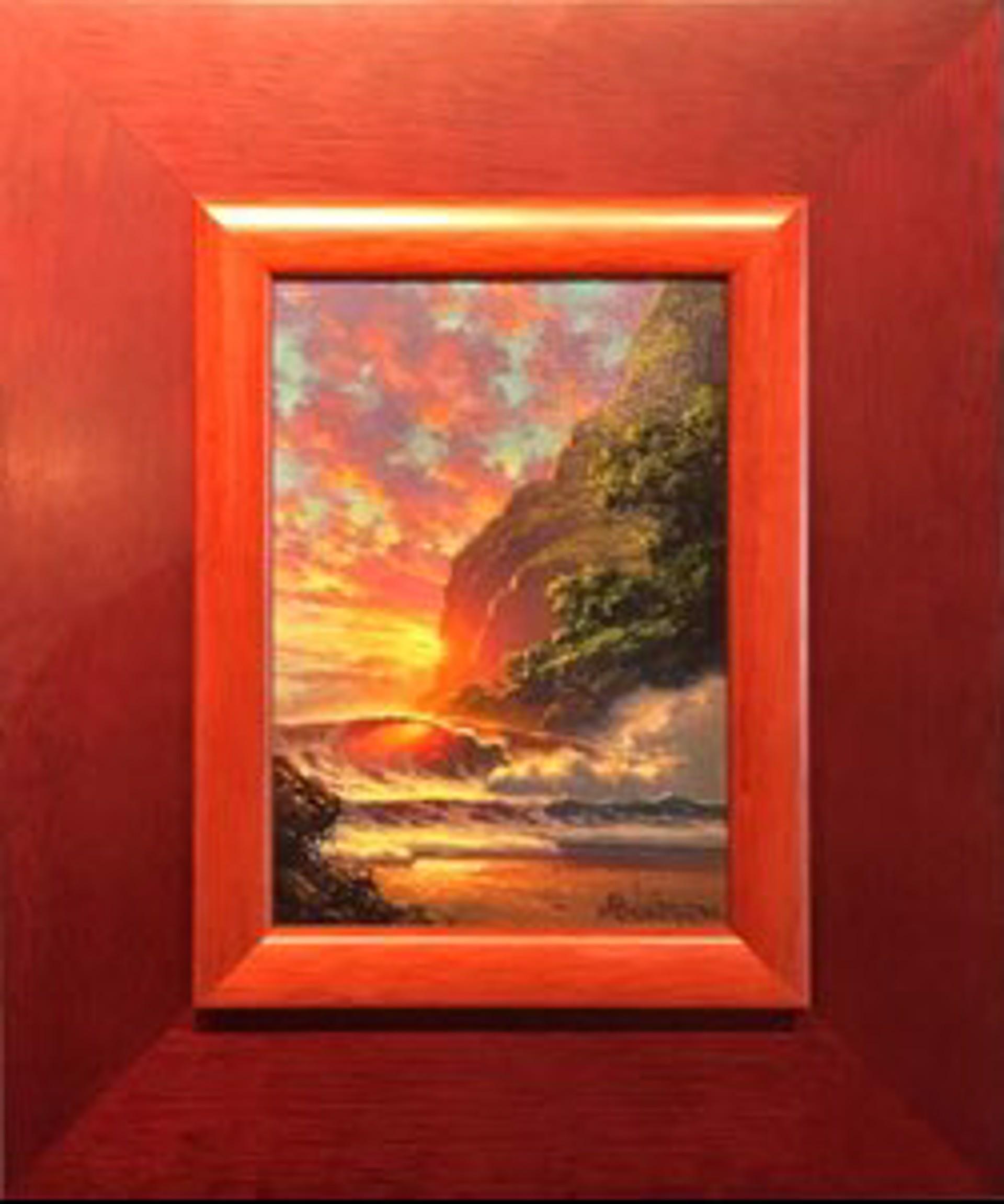 Sunset Symphony by Roy Tabora