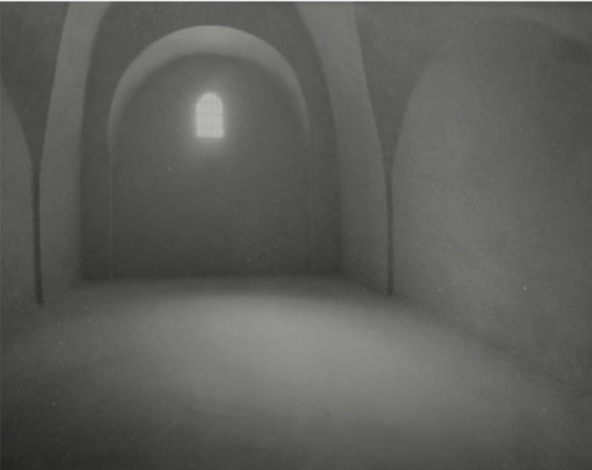 Study for The Empty Room by James Casebere