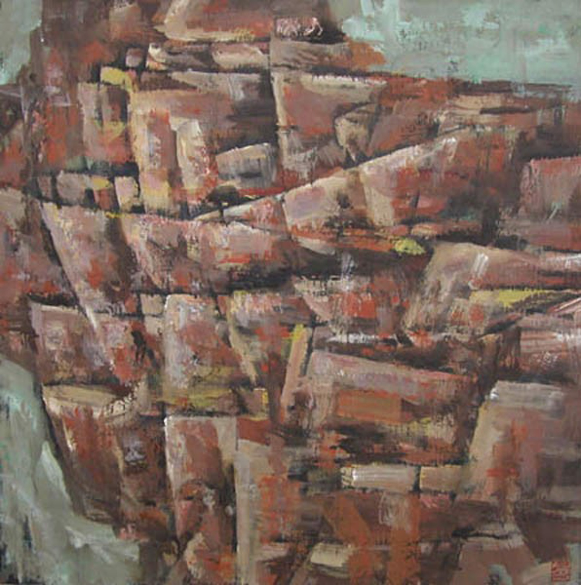 Wall by Contemporary Chinese Art