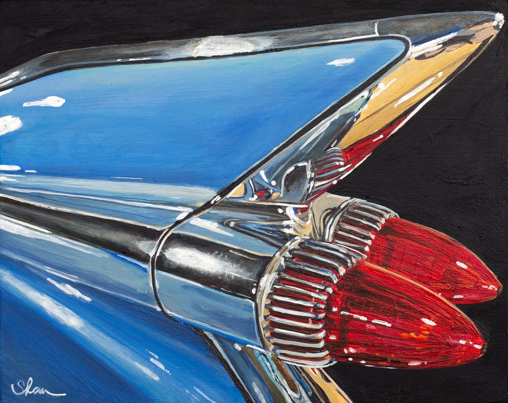 1959 Cadillac Eldorado by Shan Fannin