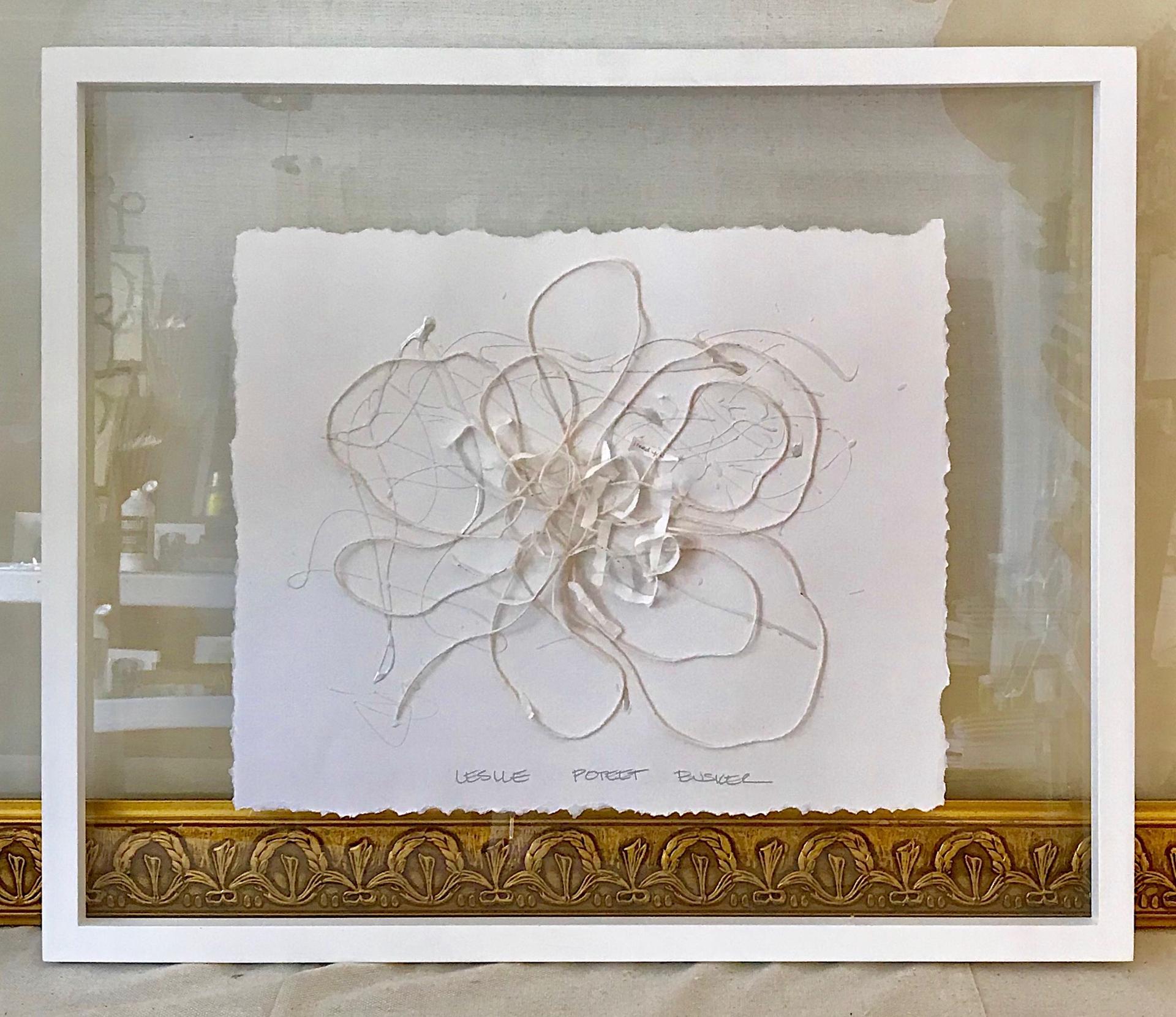 Fleur III by Leslie Poteet Busker