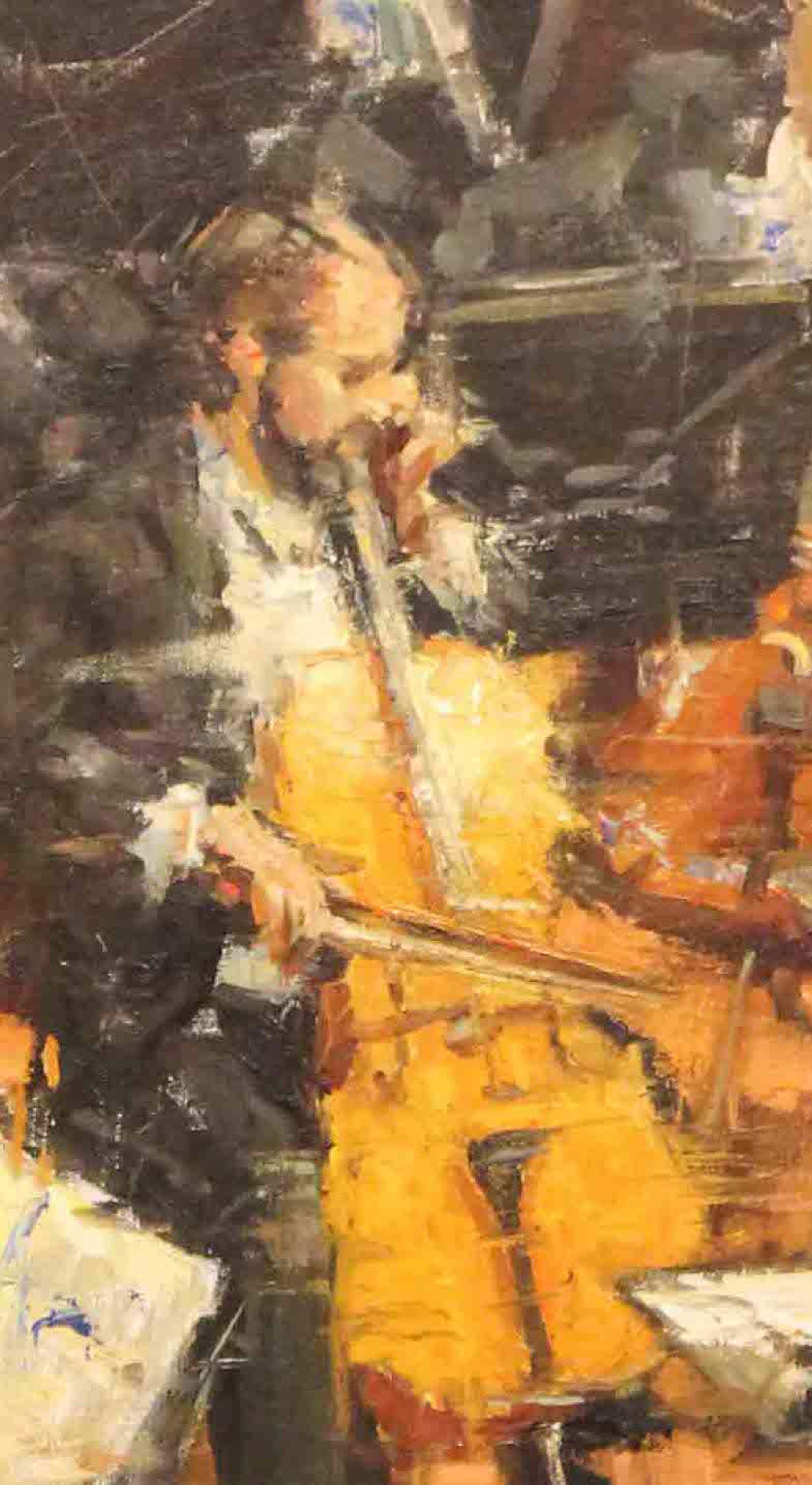 Cellos by Brett Weaver