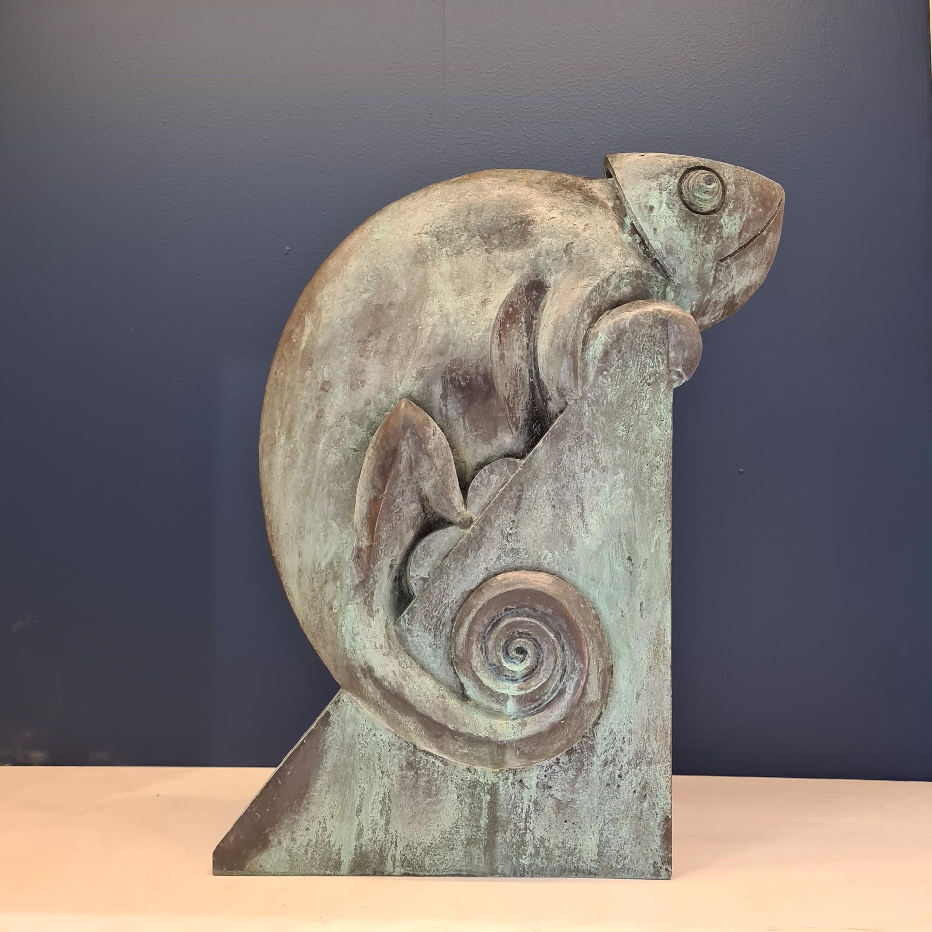 Chameleon  by Paul Harvey