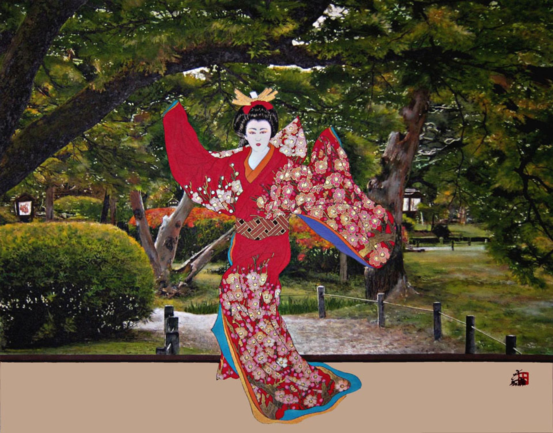 Sanzen In Gardens by Hisashi Otsuka