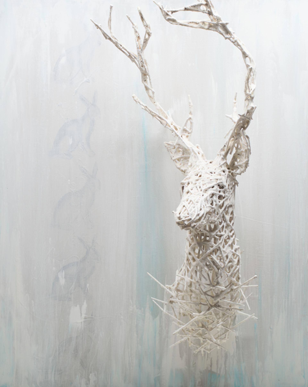 SELF-PORTRAIT by JUSTIN GAFFREY