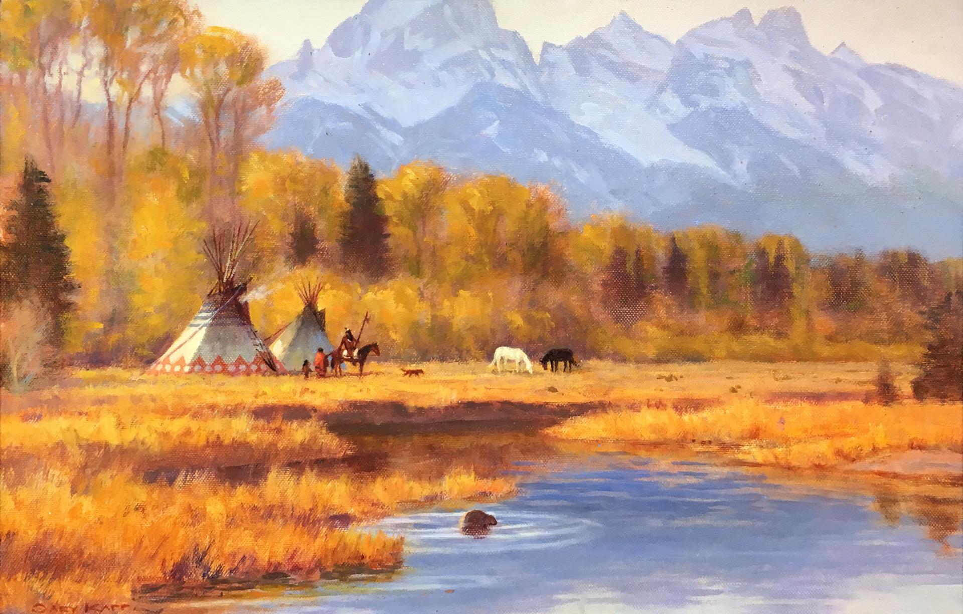 An Early Fall by Gary Kapp